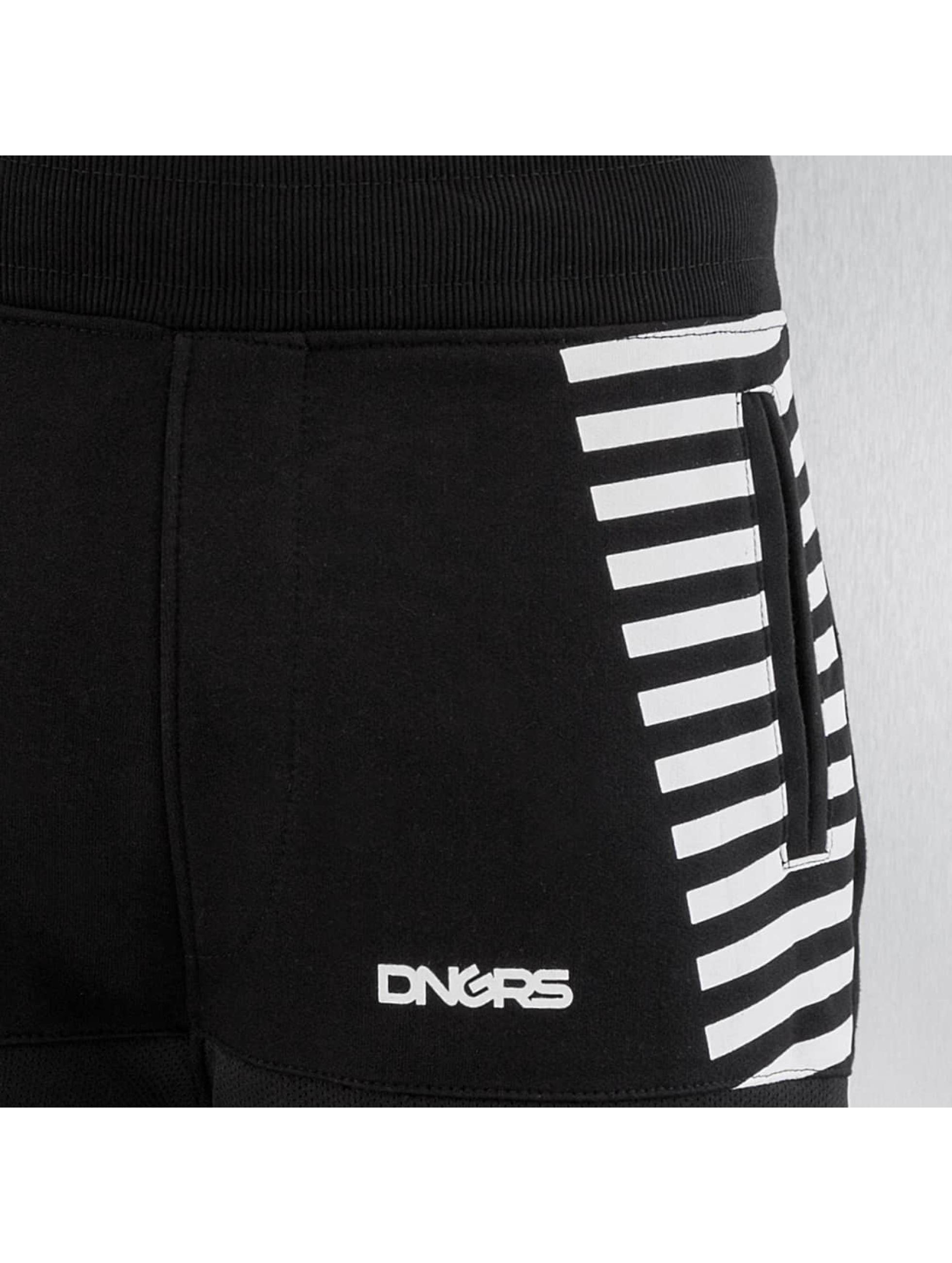 Dangerous DNGRS Jogginghose Race City II schwarz