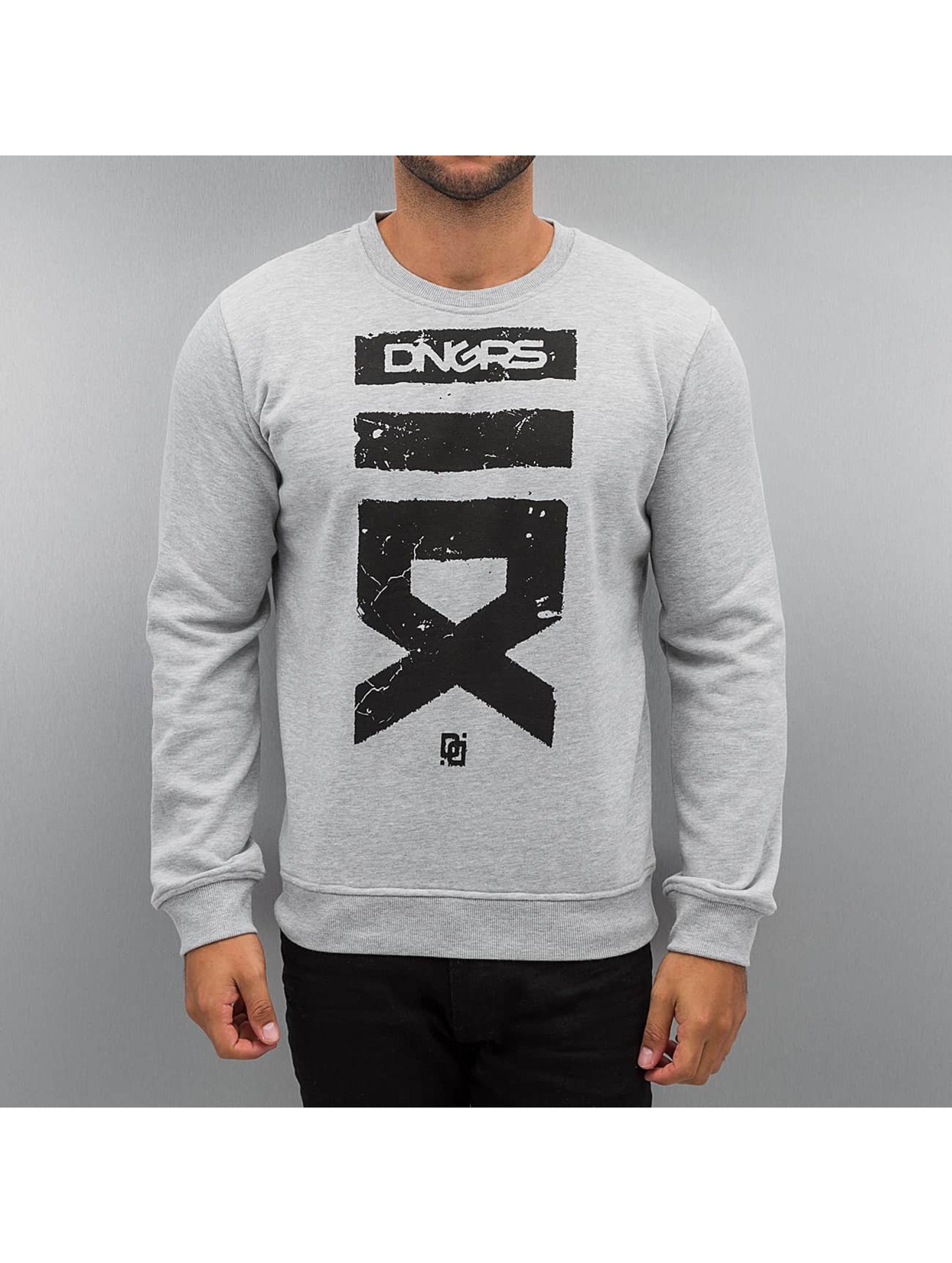 Dangerous DNGRS Jumper Cyrian grey
