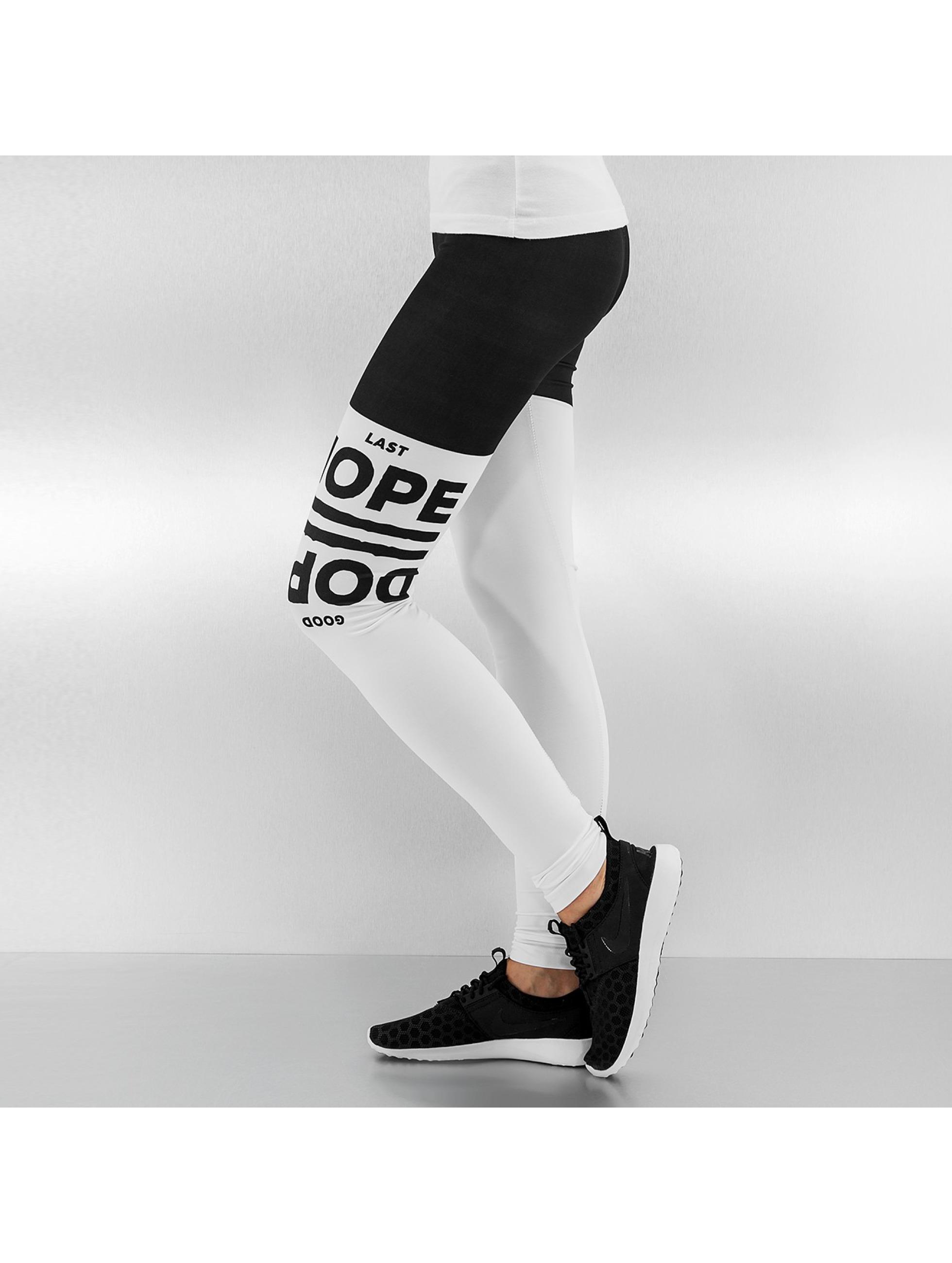 Dangerous DNGRS Legging Hope Dope blanc