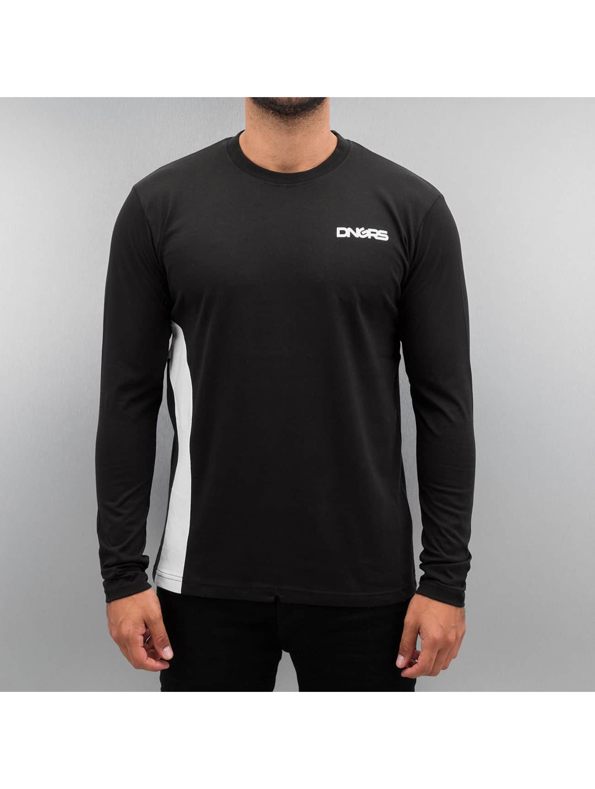 Dangerous DNGRS Longsleeve Outlines black