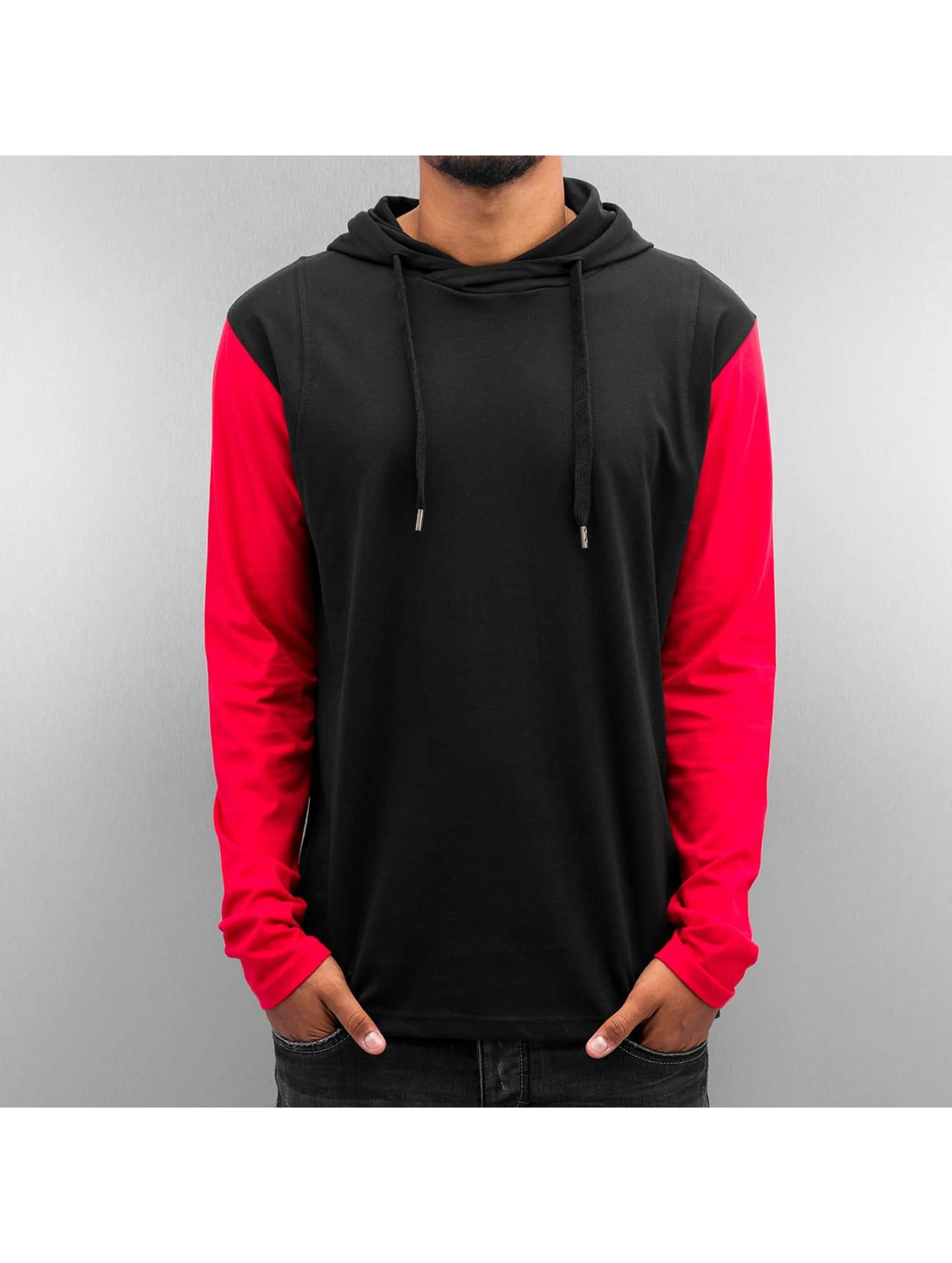 Dangerous DNGRS Longsleeve Hooded black