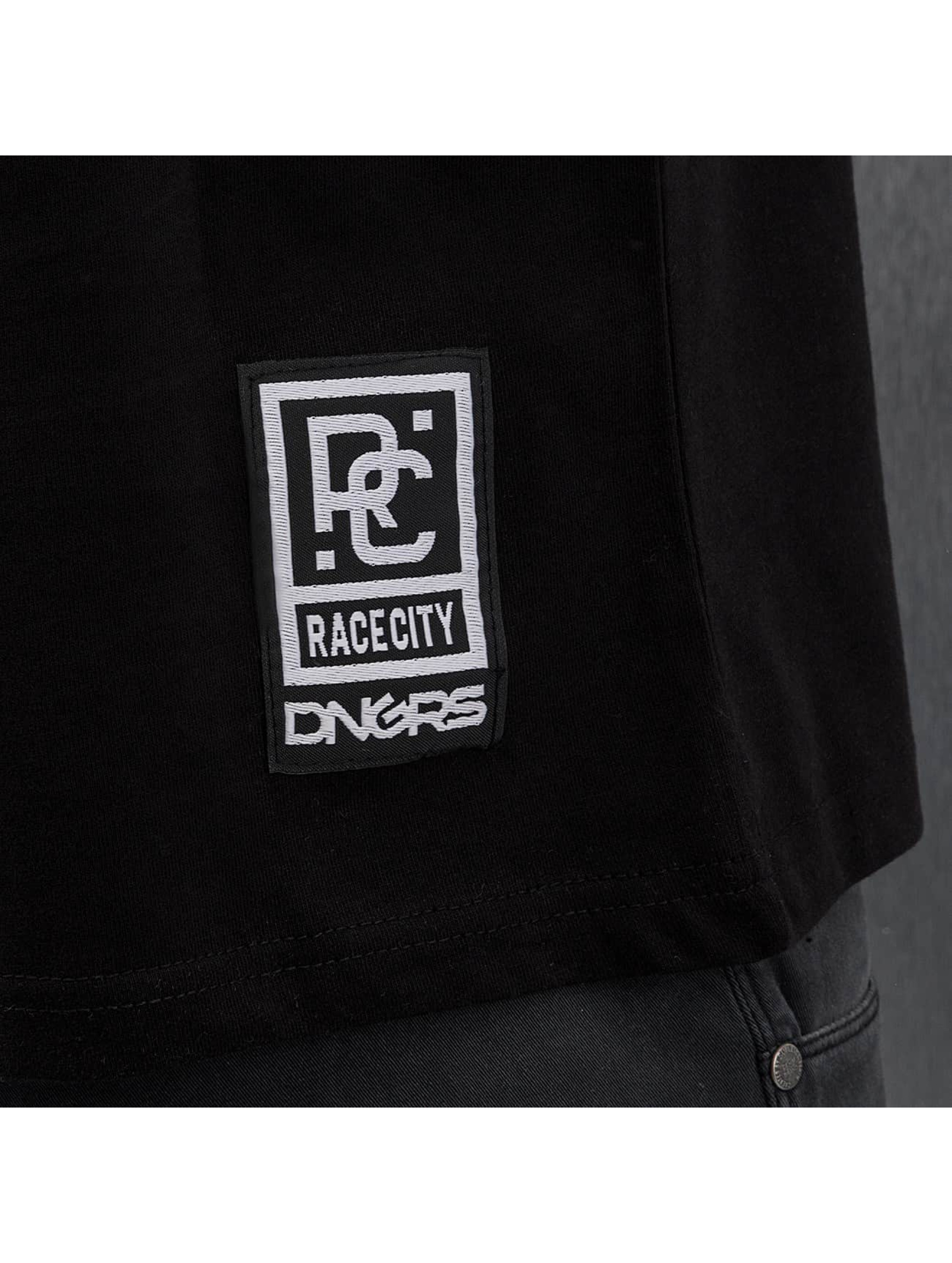 Dangerous DNGRS Longsleeve Drew Race City black