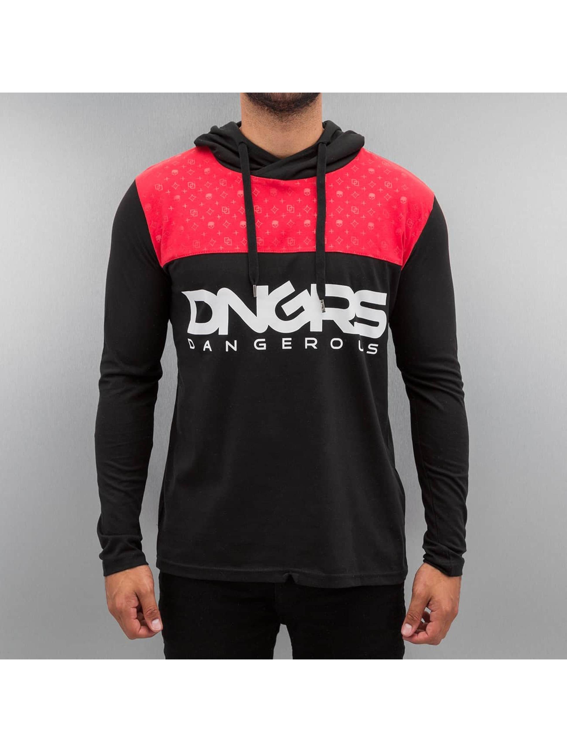 Dangerous DNGRS Longsleeve Timer schwarz