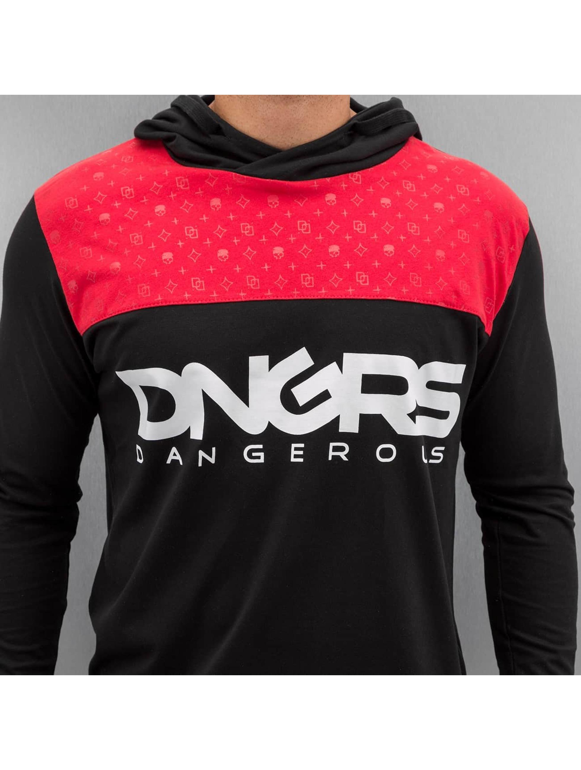 Dangerous DNGRS Longsleeve Timer zwart