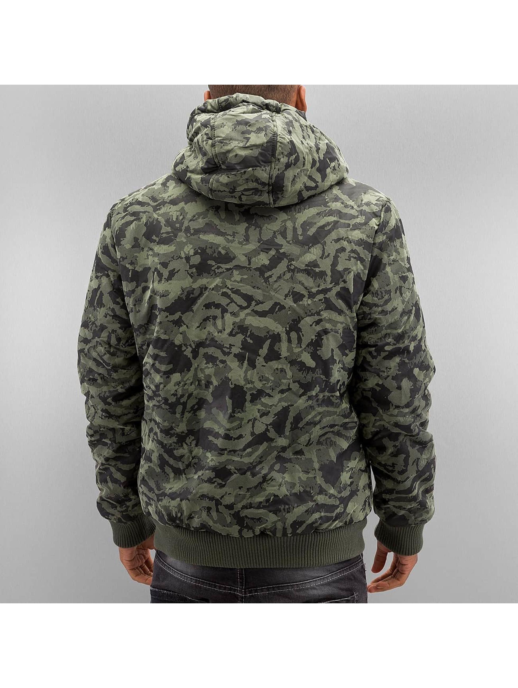dangerous dngrs camo camouflage homme manteau hiver dangerous dngrs acheter pas cher manteau. Black Bedroom Furniture Sets. Home Design Ideas