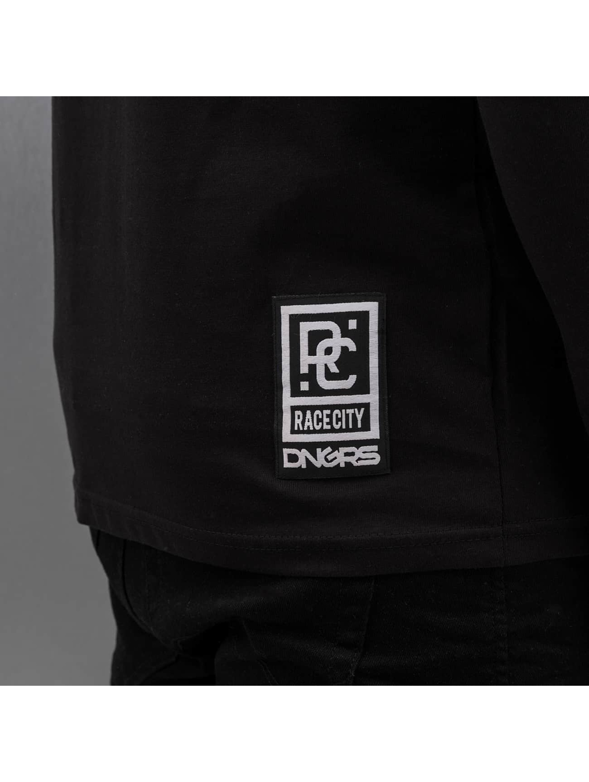 Dangerous DNGRS Pitkähihaiset paidat Timer musta