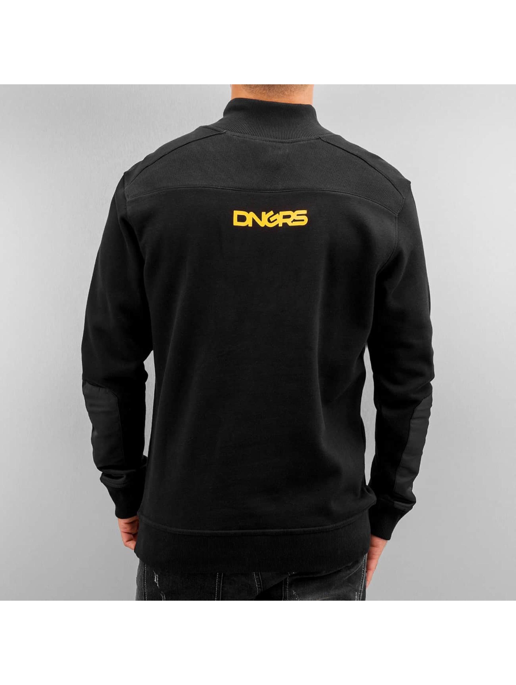 Dangerous DNGRS Pullover Falur black