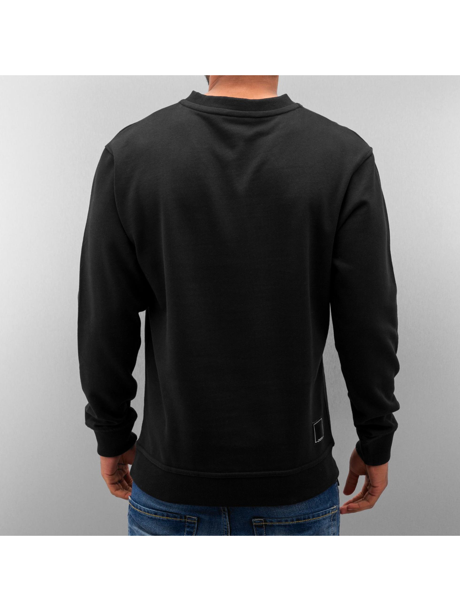 Dangerous DNGRS Pullover Basic V-Neck schwarz