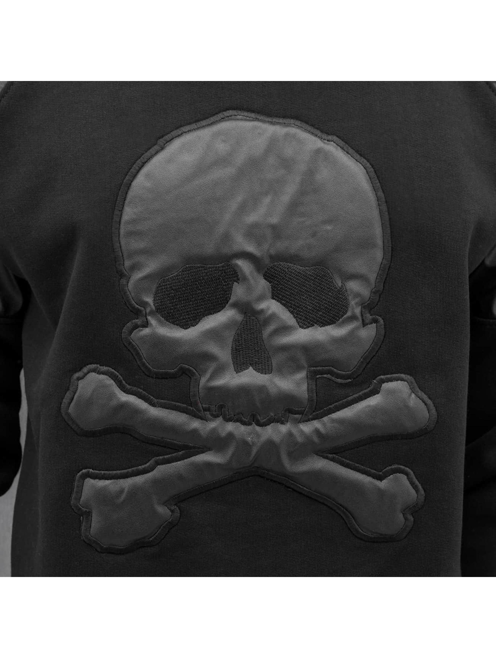 Dangerous DNGRS Pullover Skull schwarz
