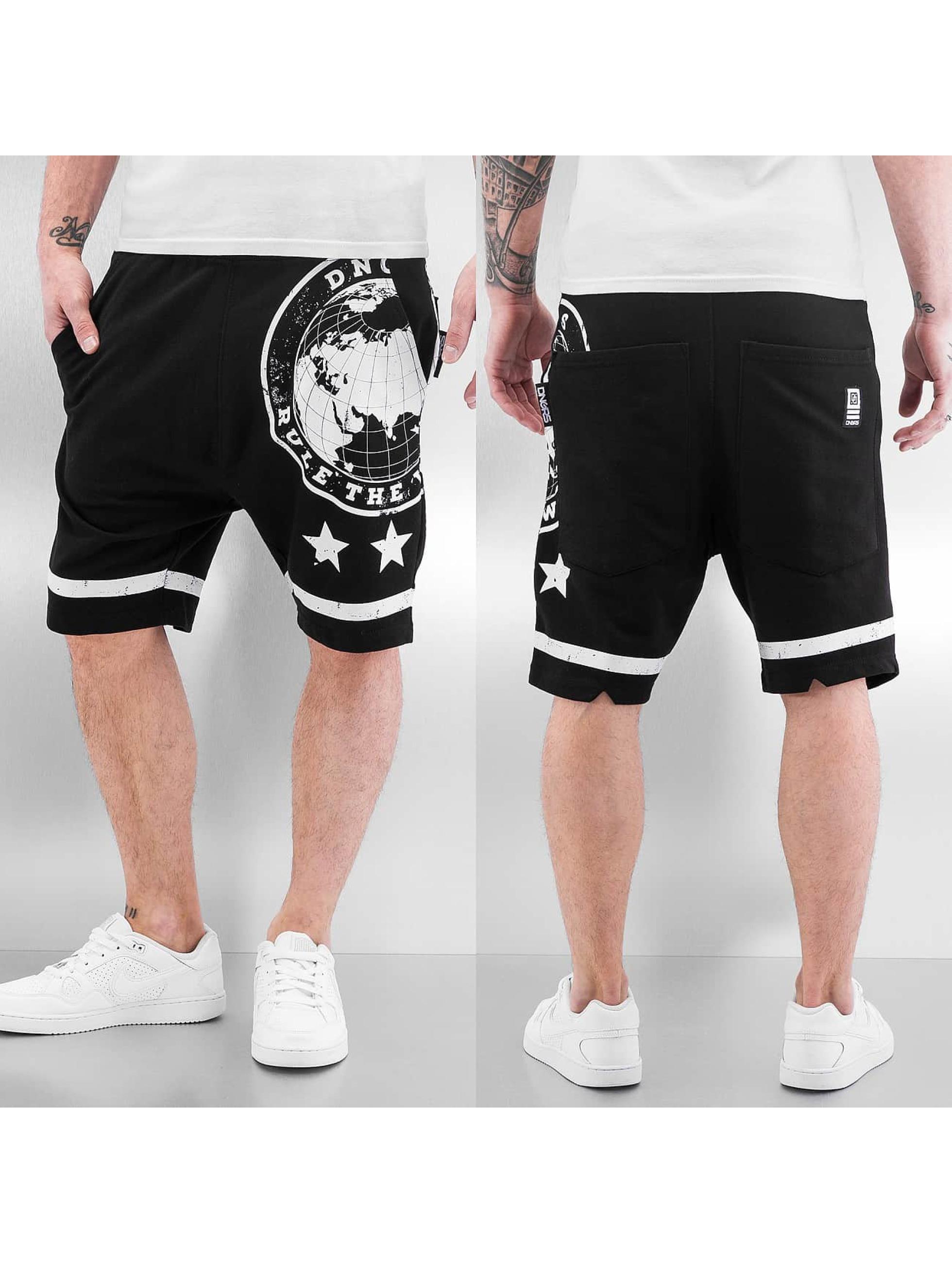 Dangerous DNGRS Shorts Rule The World schwarz
