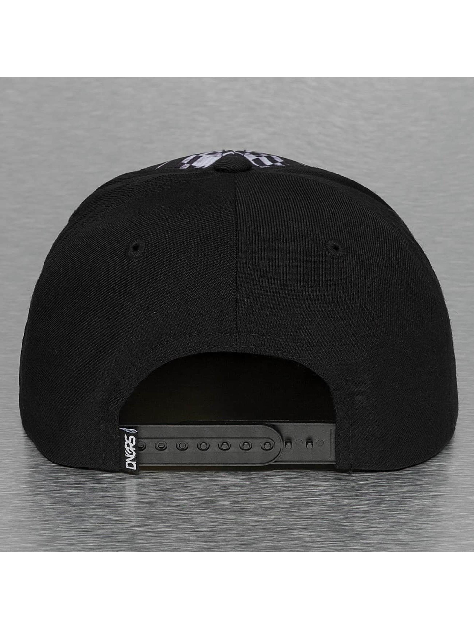 Dangerous DNGRS Snapback Cap Shadow black