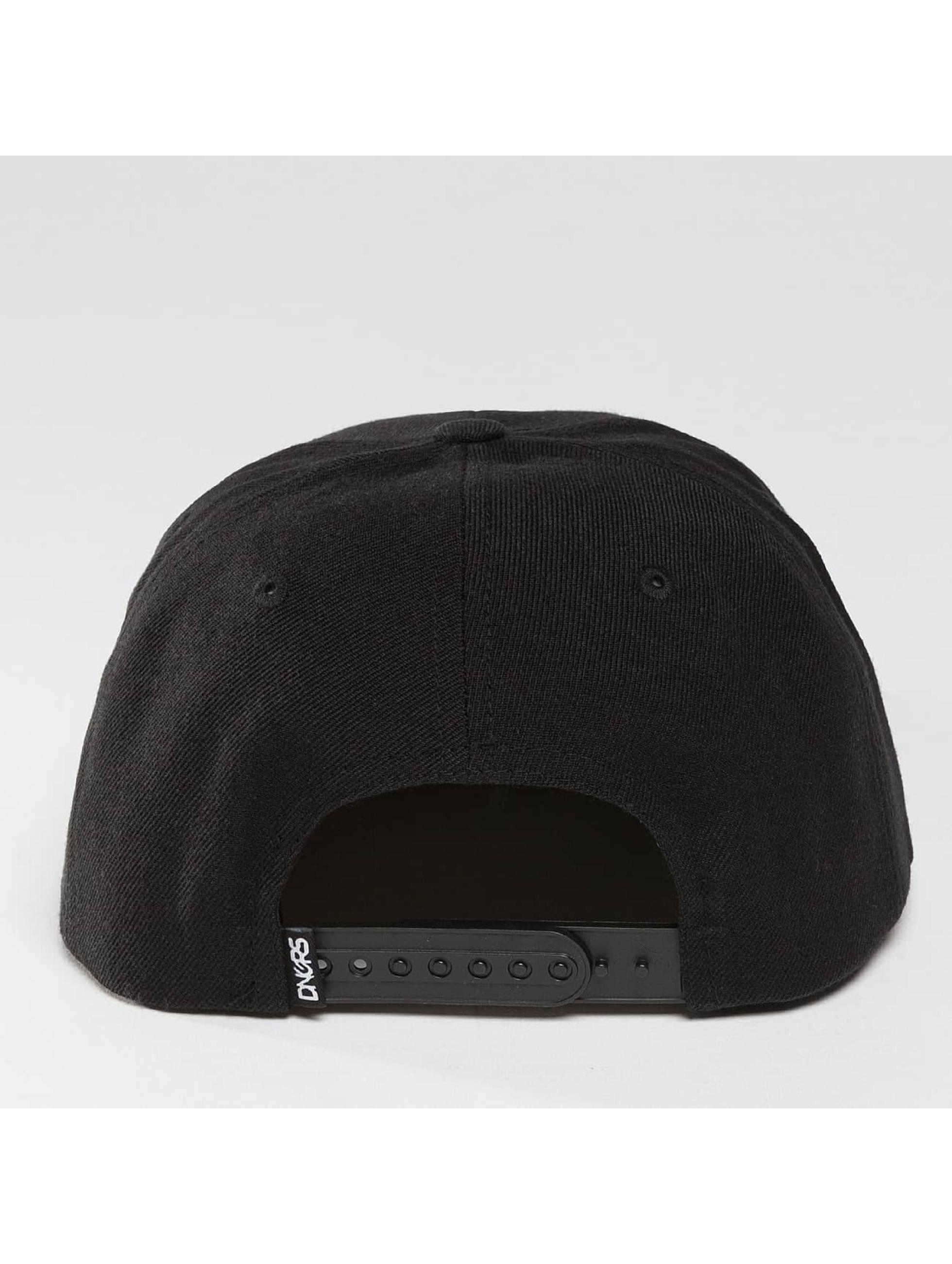 Dangerous DNGRS Snapback Cap Master black