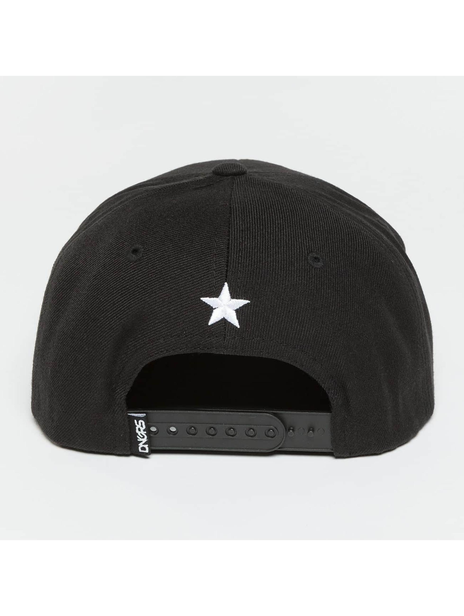 Dangerous DNGRS Snapback Cap Logo schwarz