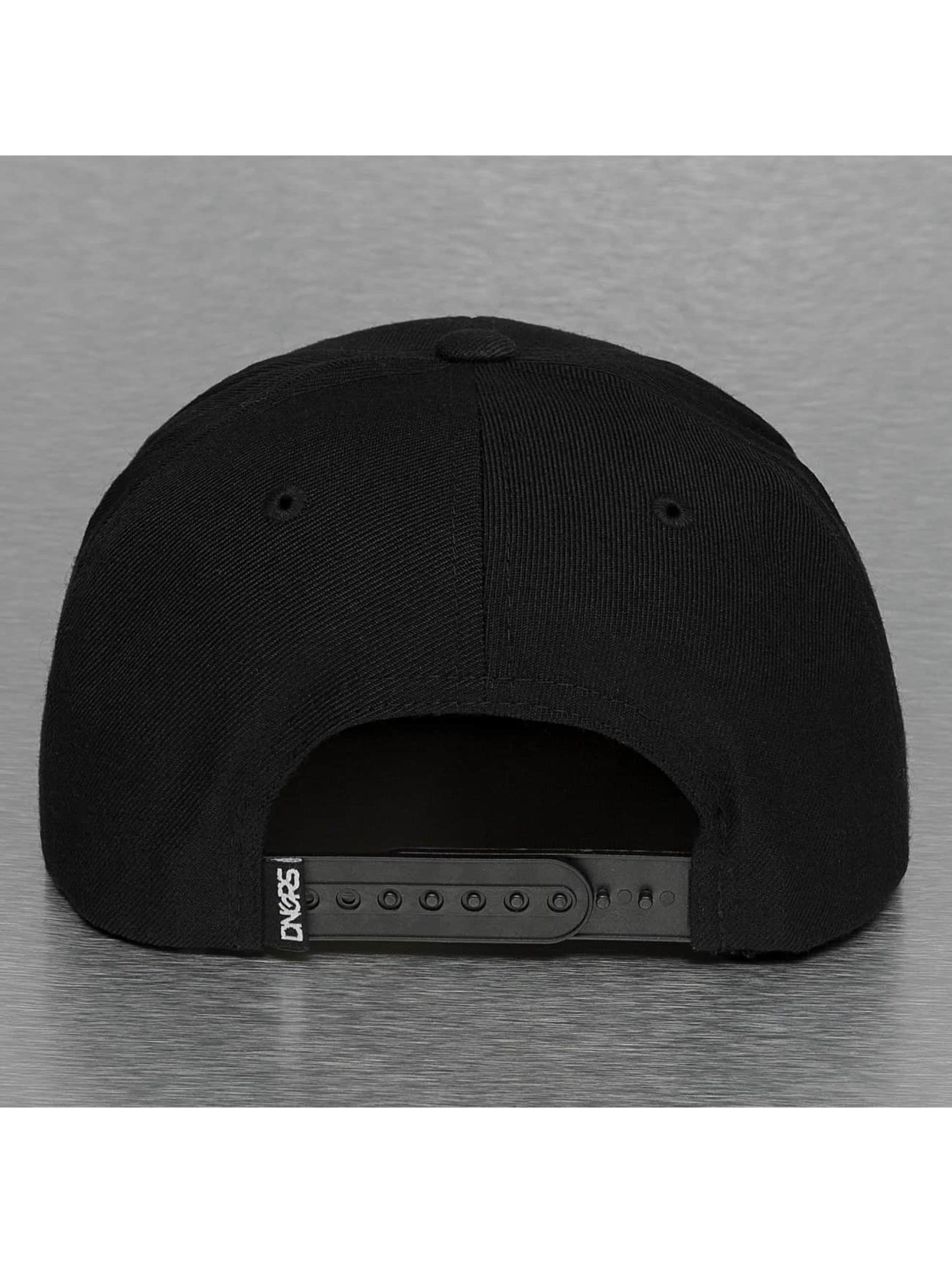 Dangerous DNGRS Snapback Cap Miami schwarz