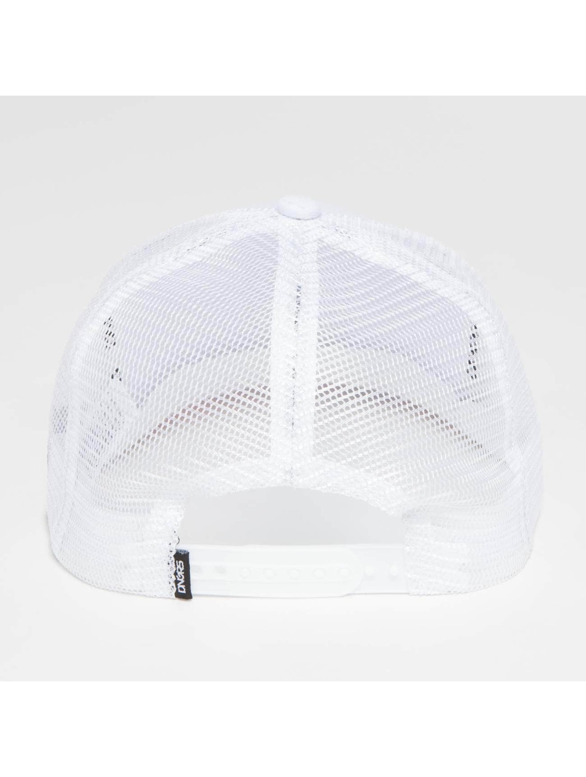 Dangerous DNGRS Snapback Caps Tackle hvid