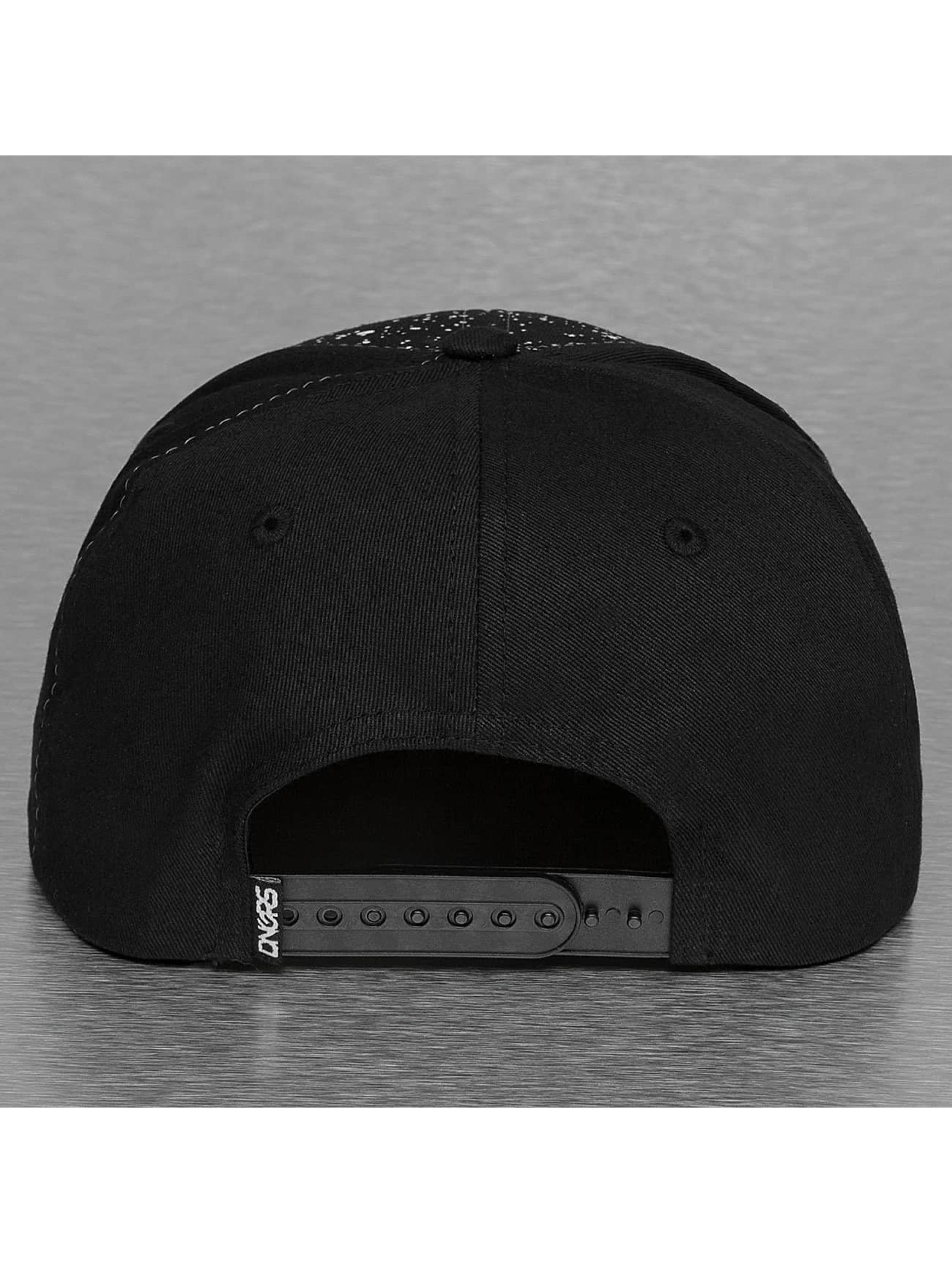 Dangerous DNGRS Snapback Caps Born To Rule musta