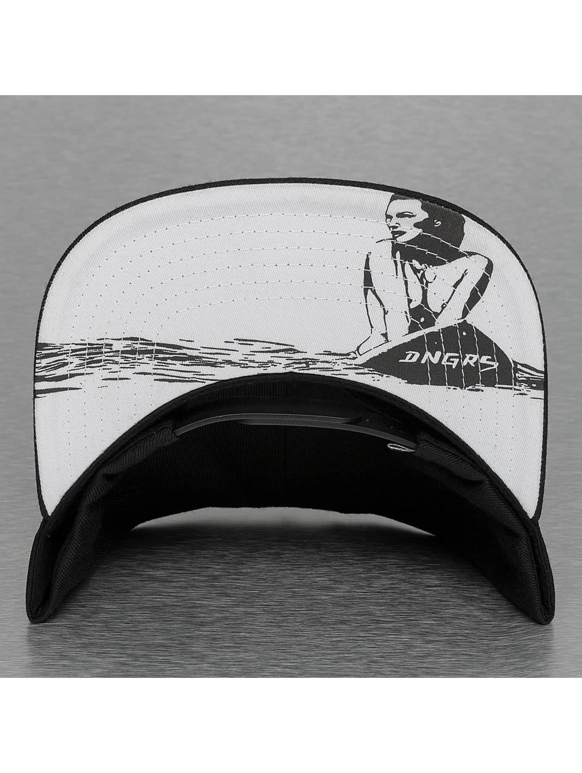 Dangerous DNGRS Snapback Caps Miami musta