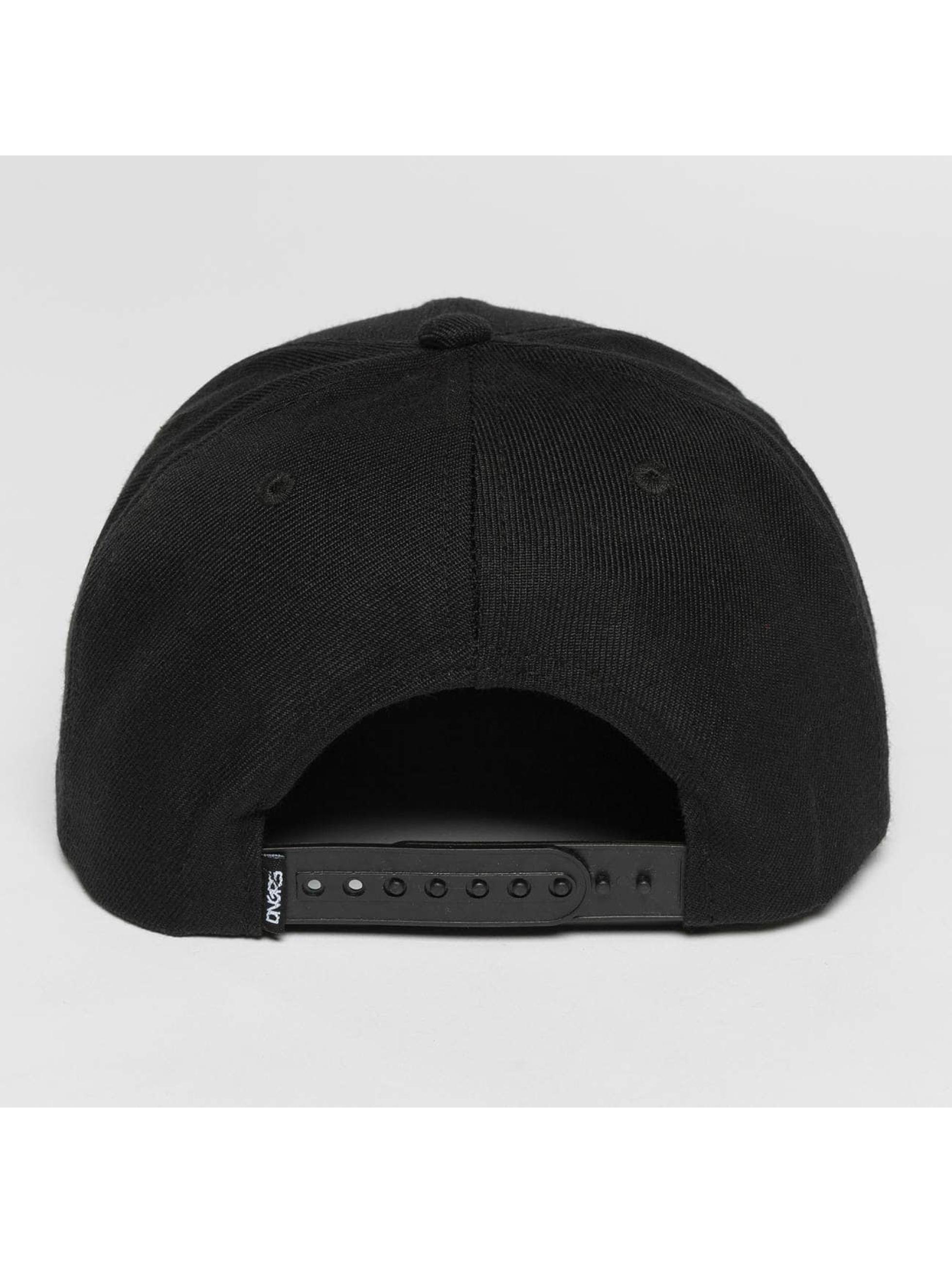 Dangerous DNGRS Snapback Caps Fists musta
