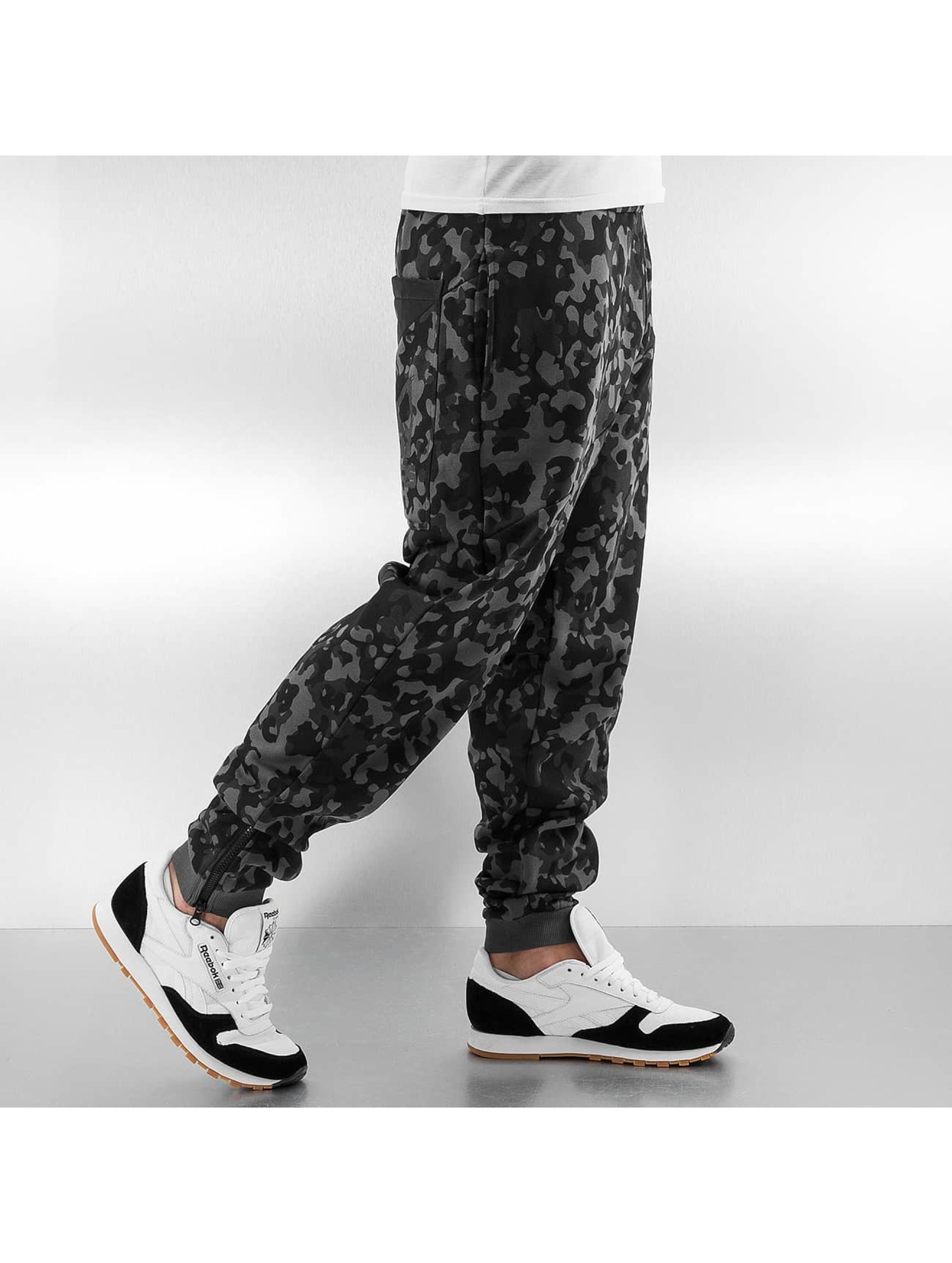 Dangerous DNGRS Spodnie do joggingu Basic czarny