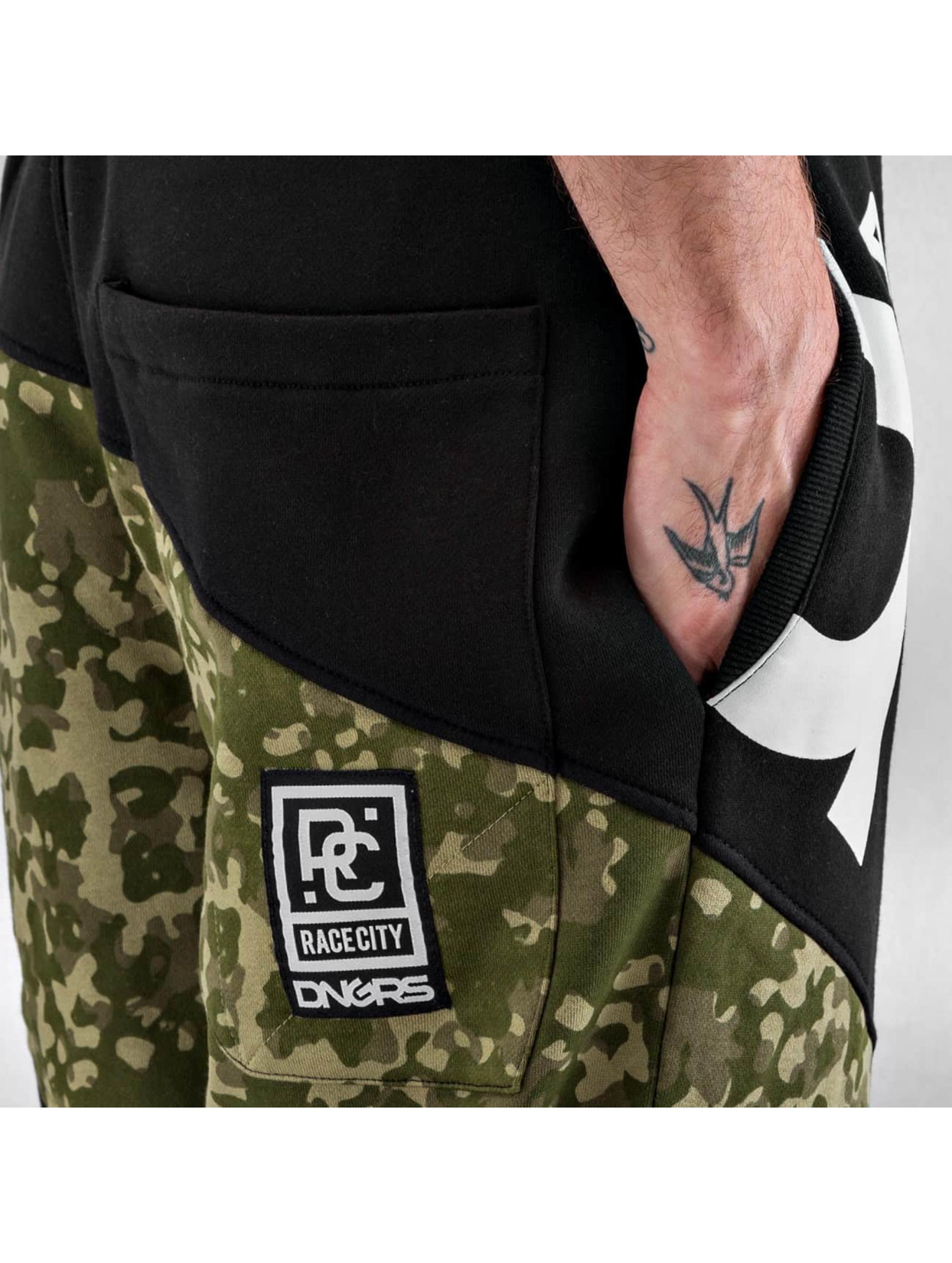 Dangerous DNGRS Spodnie do joggingu Toco moro