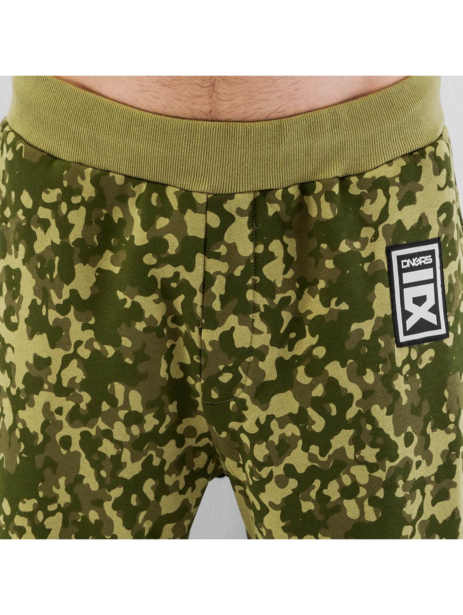 Dangerous DNGRS Spodnie do joggingu Spandau moro