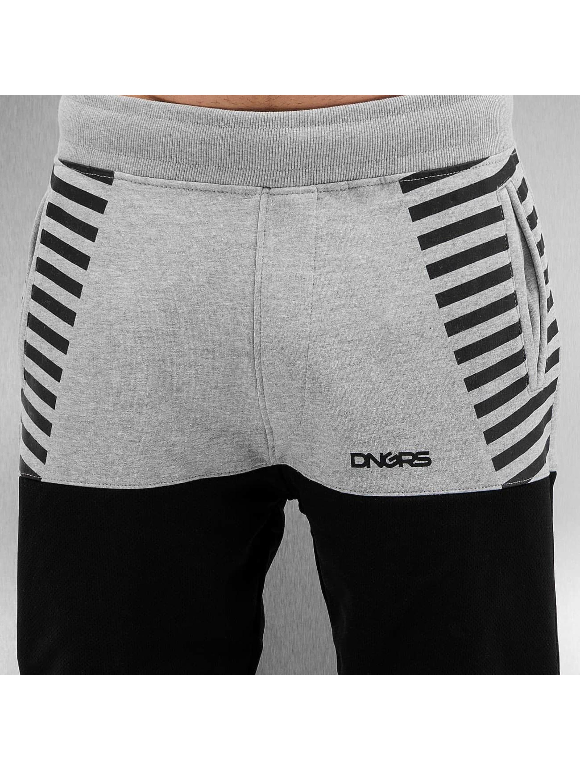 Dangerous DNGRS Spodnie do joggingu Race City II szary