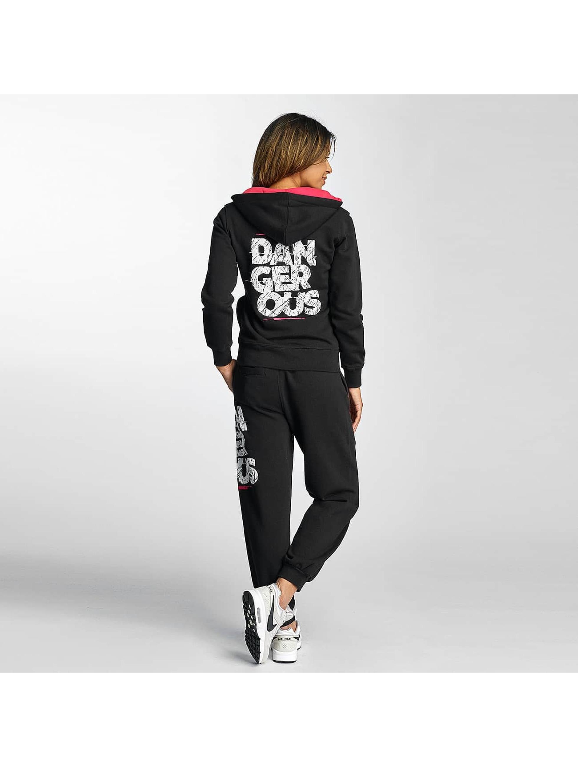 Dangerous DNGRS Suits JustD black