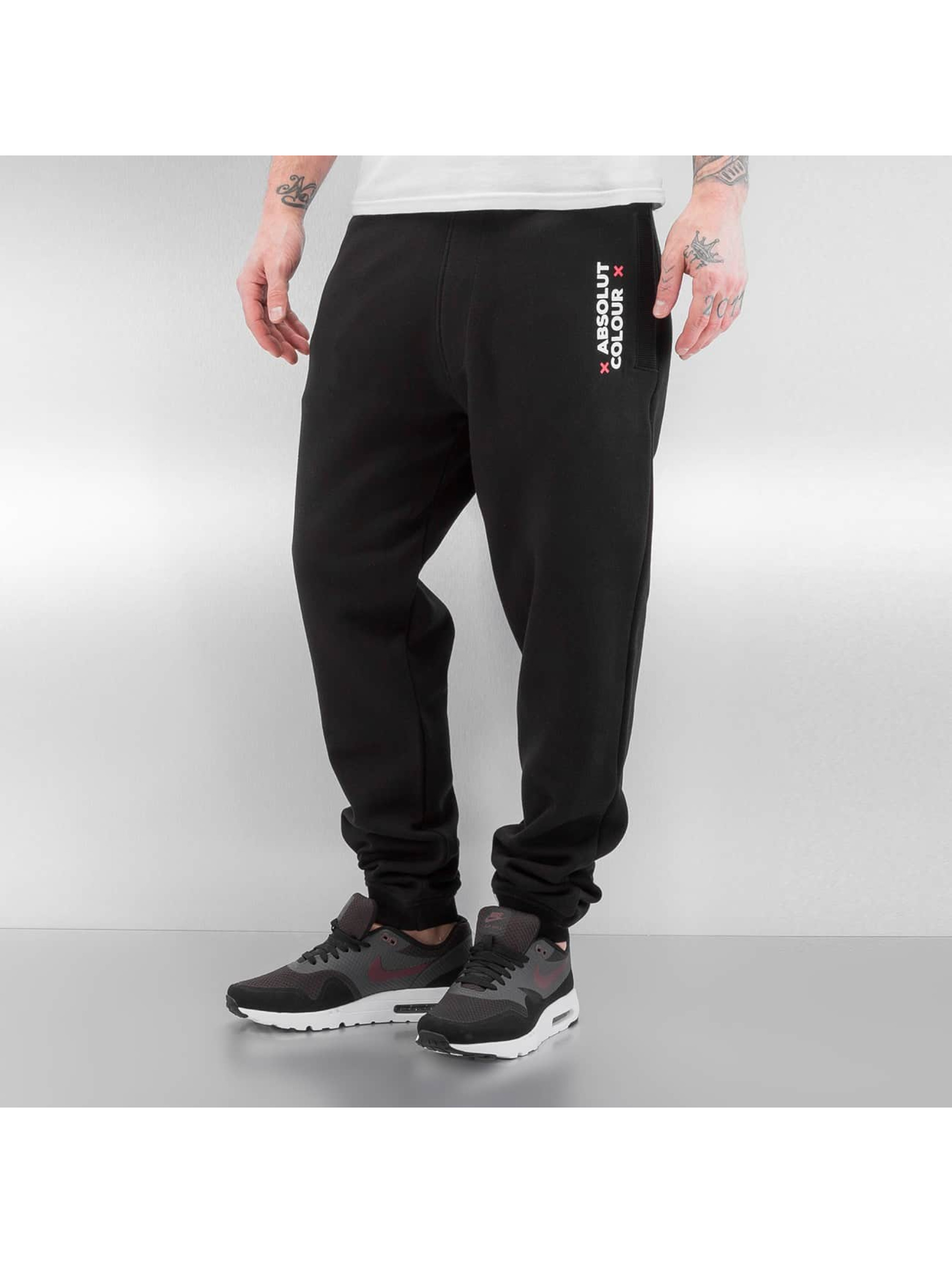 Dangerous DNGRS Sweat Pant Absolut black