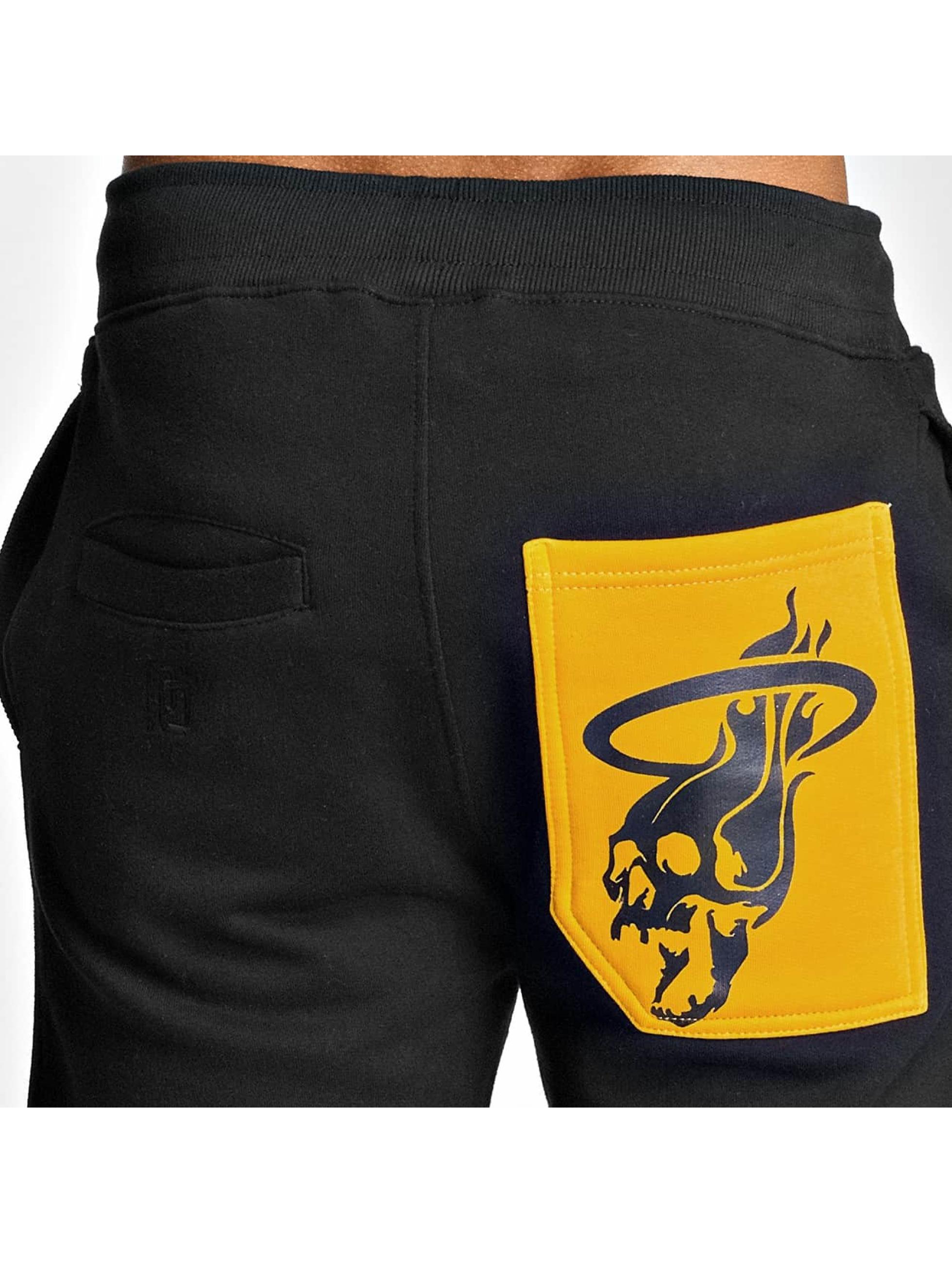 Dangerous DNGRS Sweat Pant Skullfire black