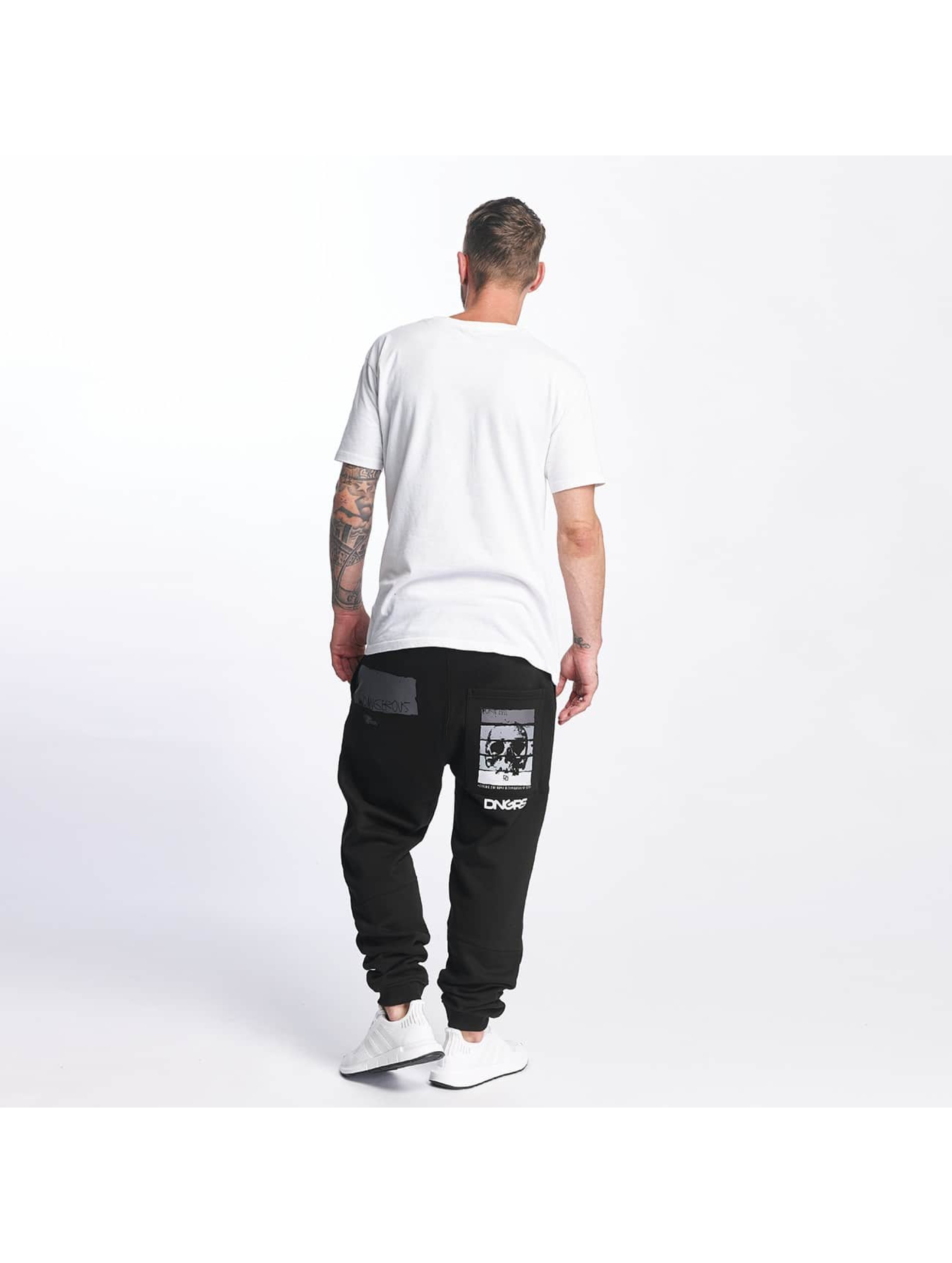 Dangerous DNGRS Sweat Pant Rising black