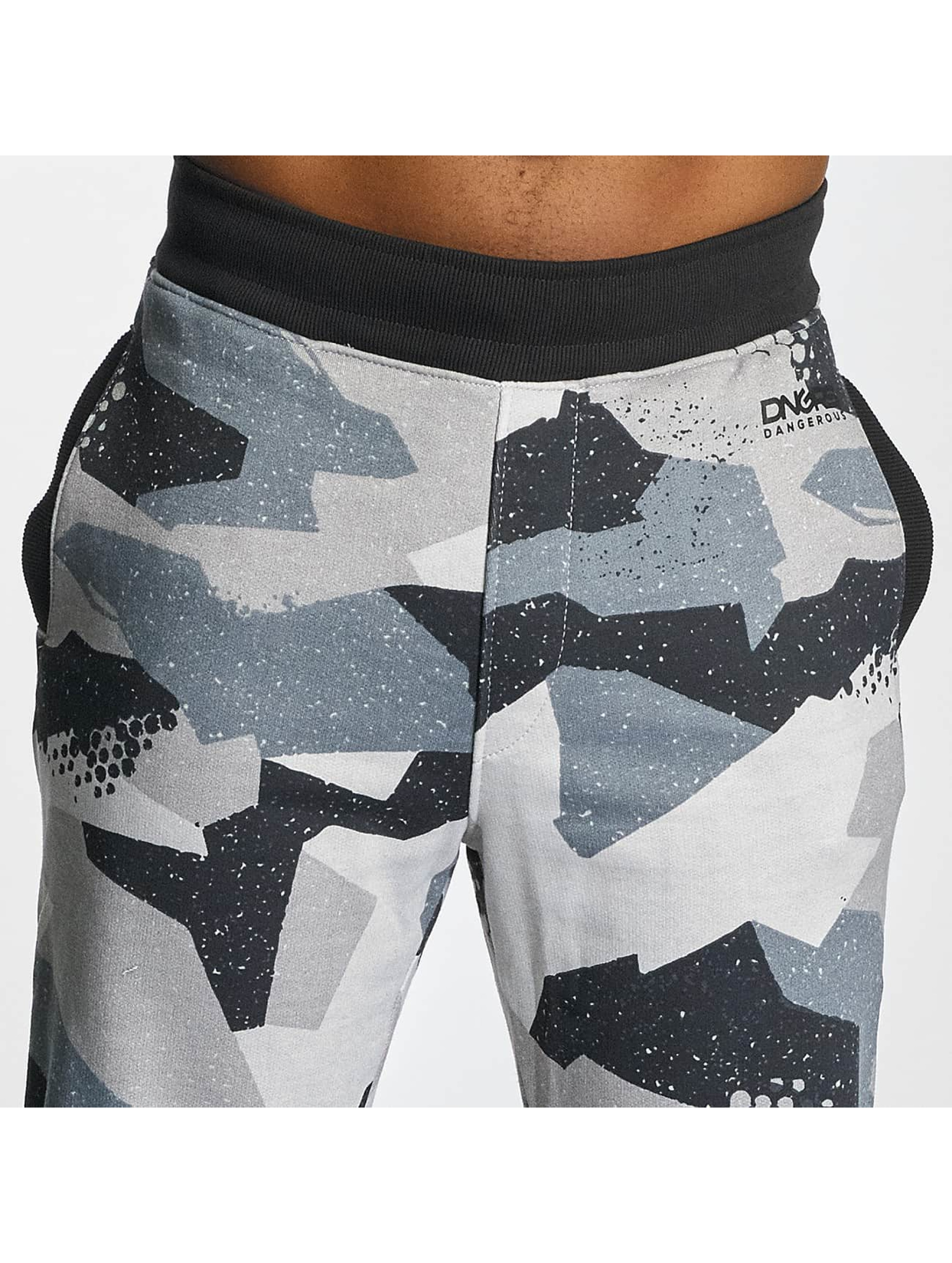 Dangerous DNGRS Sweat Pant Gunner camouflage