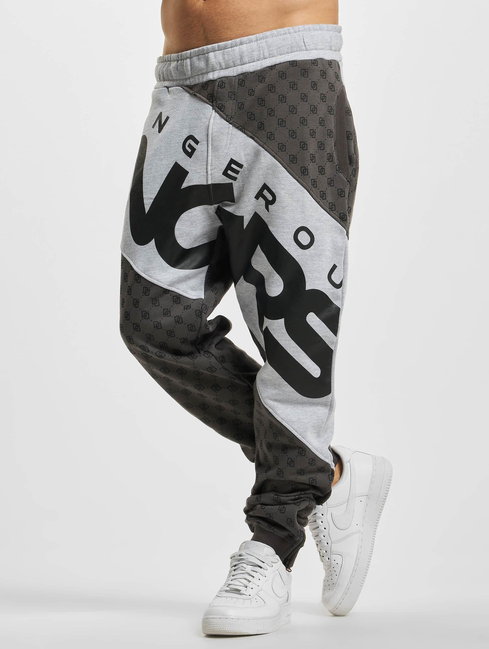 Dangerous DNGRS Sweat Pant Toco gray
