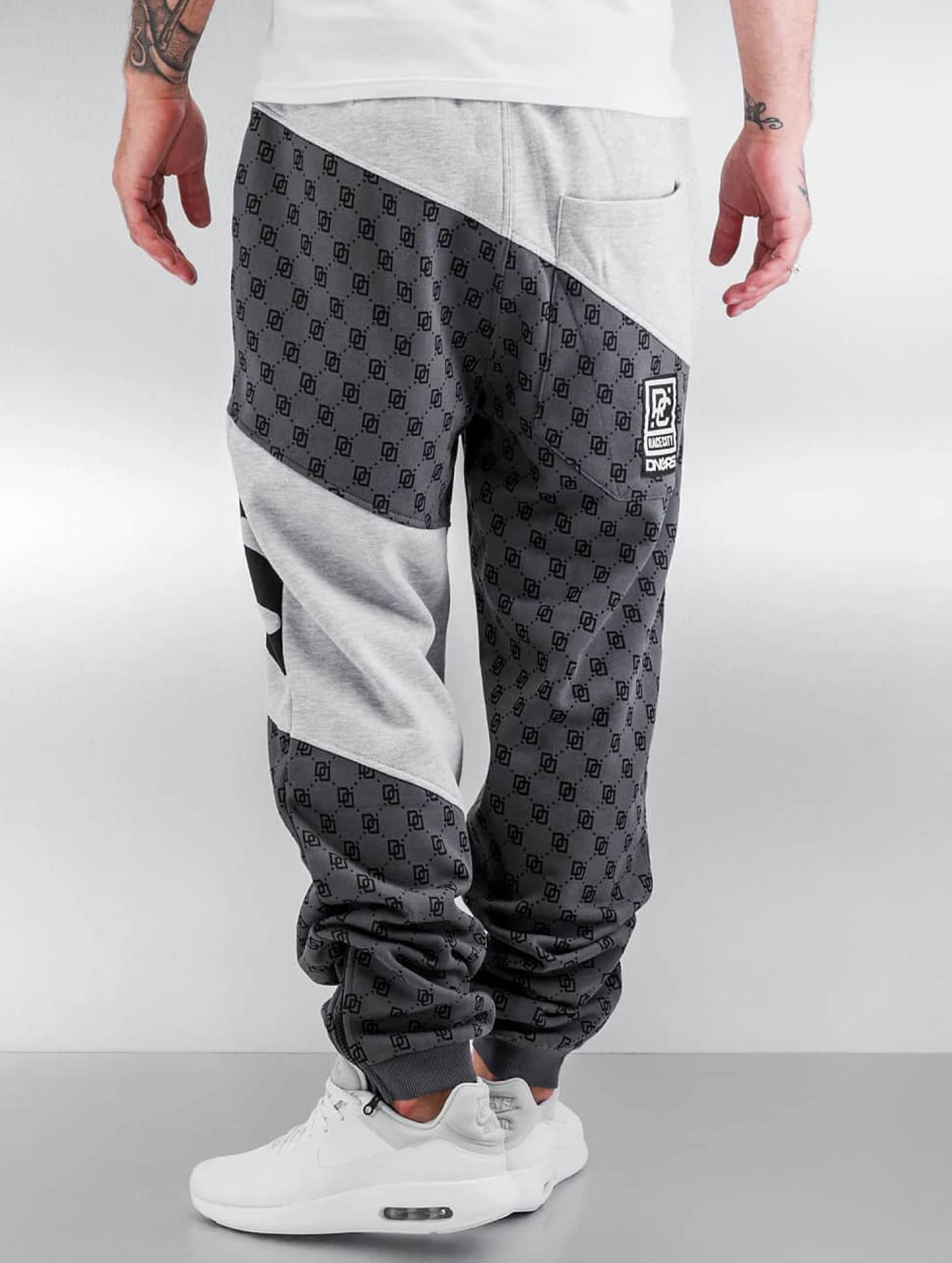 Dangerous DNGRS Sweat Pant Toco grey