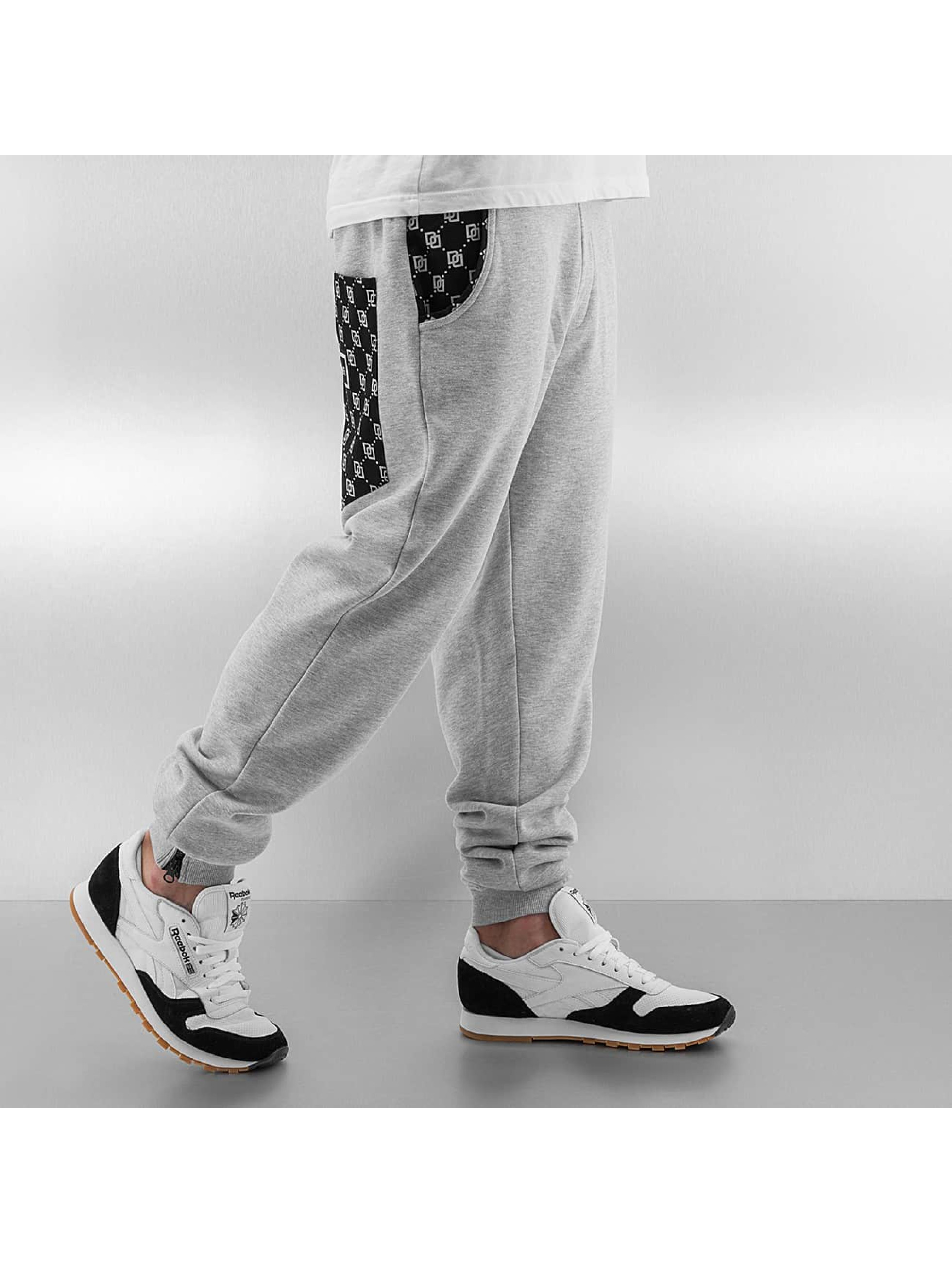 Dangerous DNGRS Sweat Pant Mini Logo grey