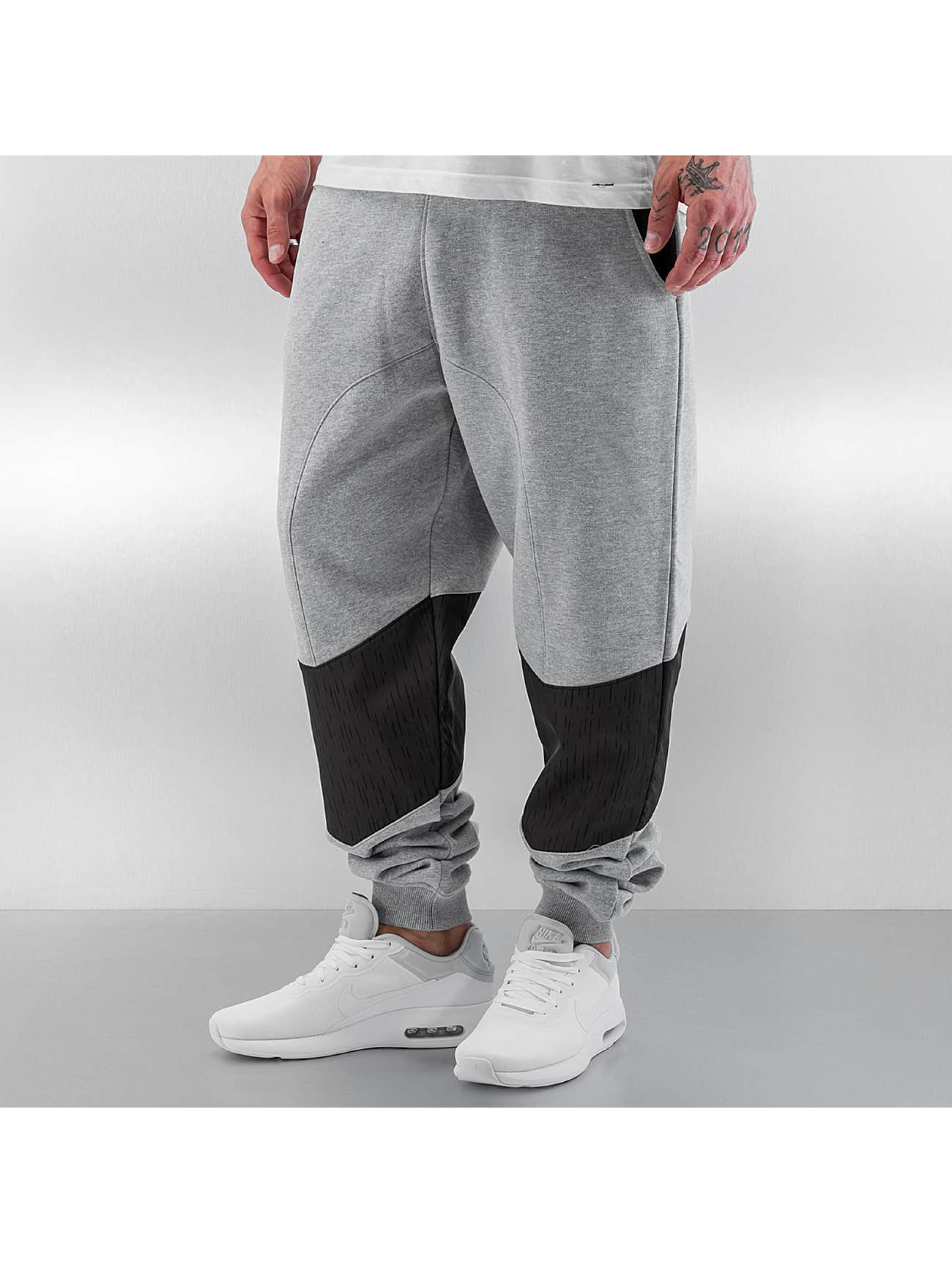 Dangerous DNGRS Sweat Pant Mono grey
