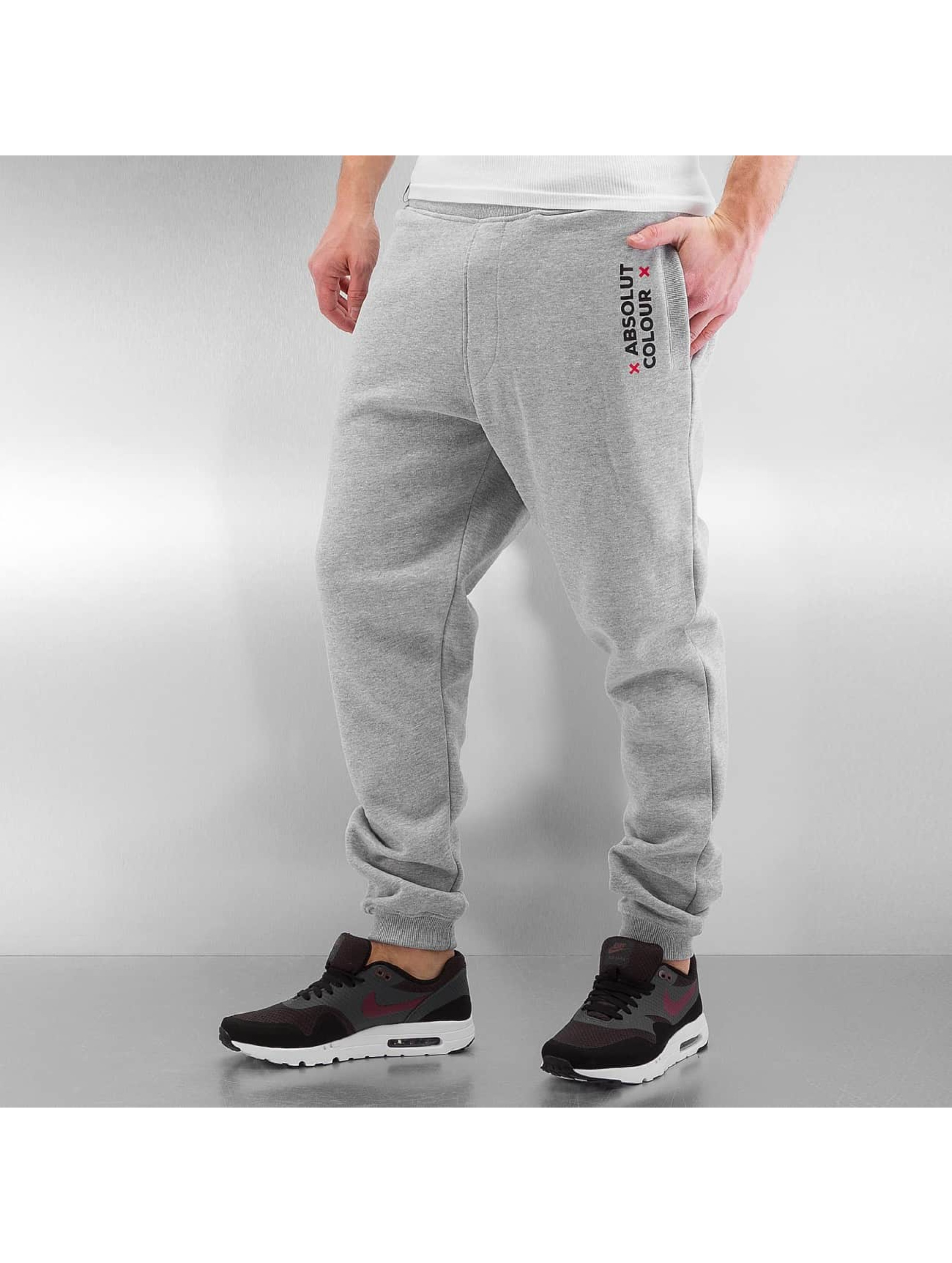 Dangerous DNGRS Sweat Pant Absolut grey