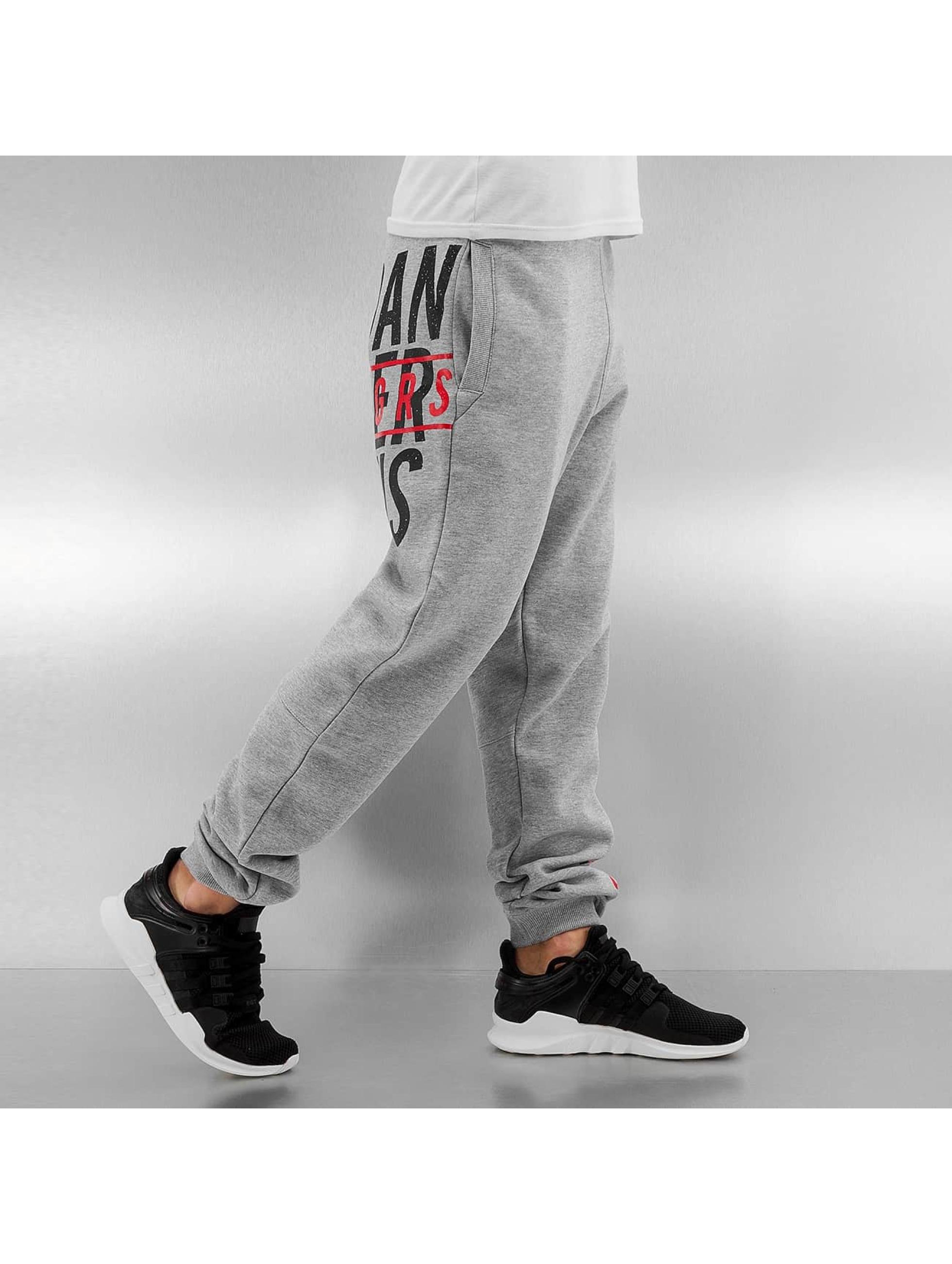 Dangerous DNGRS Sweat Pant Dangersript grey
