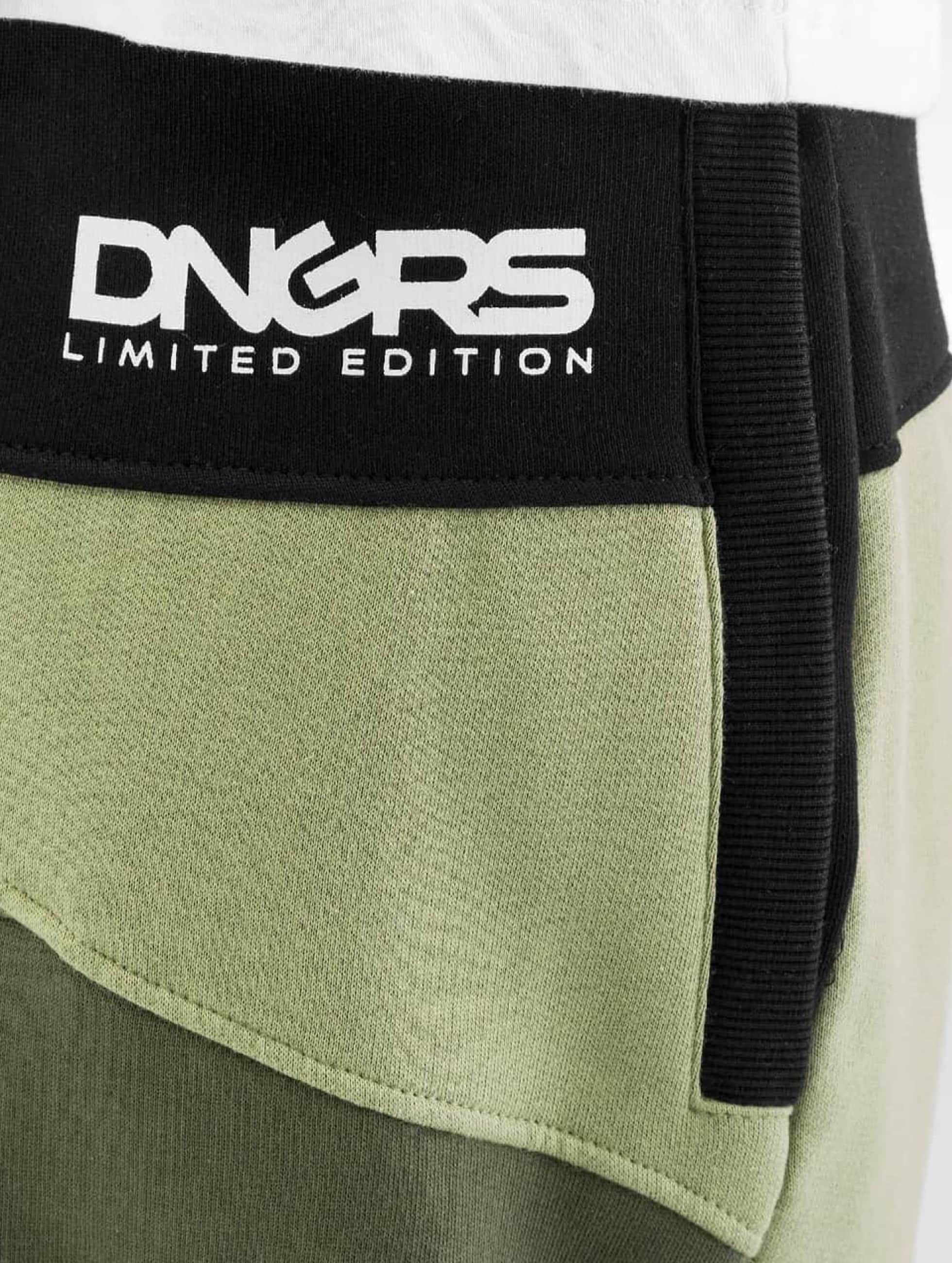 Dangerous DNGRS Sweat Pant Locotay Race City olive