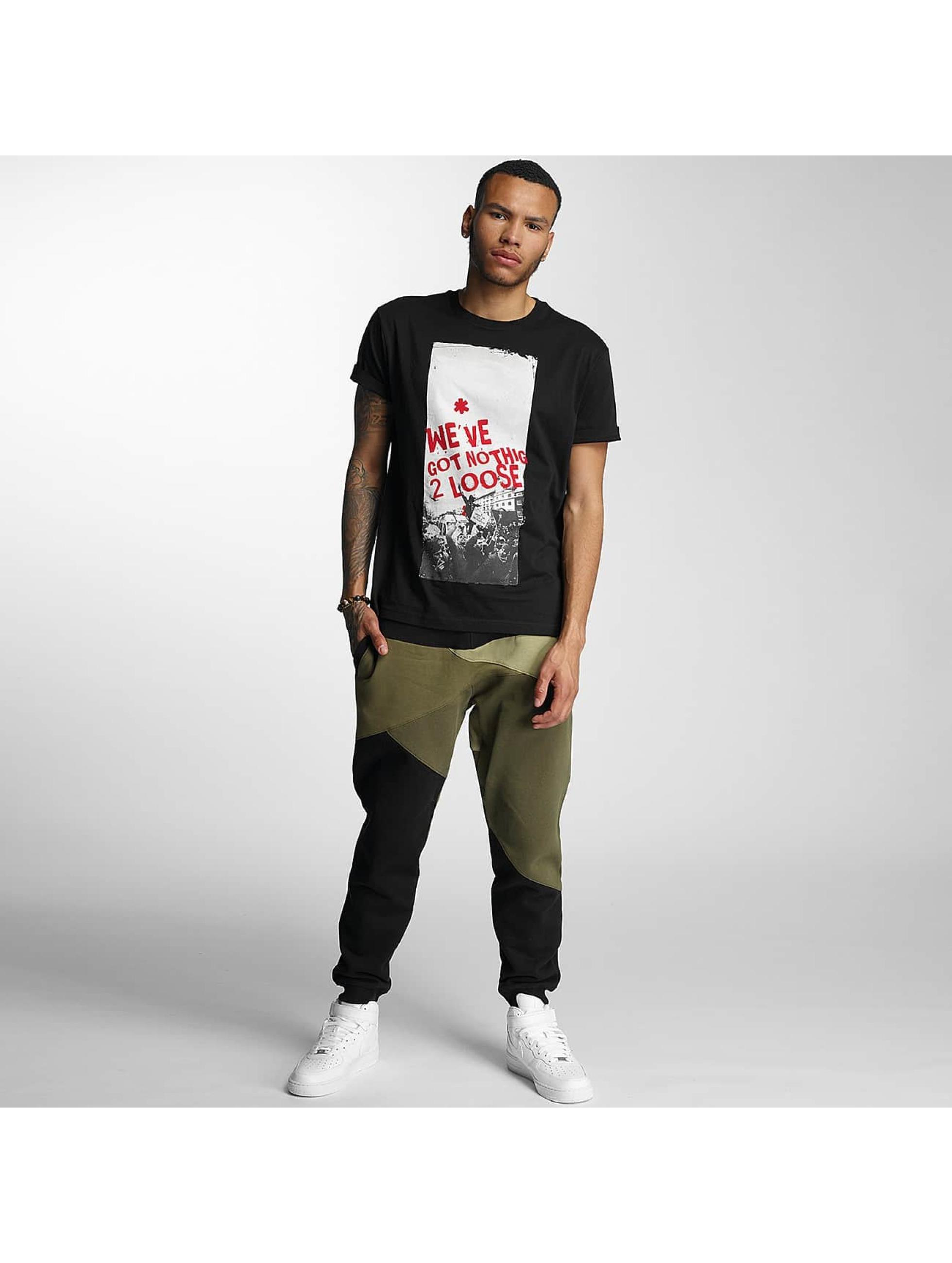 Dangerous DNGRS T-Shirt Nothing 2 Loose  *B-Ware* black