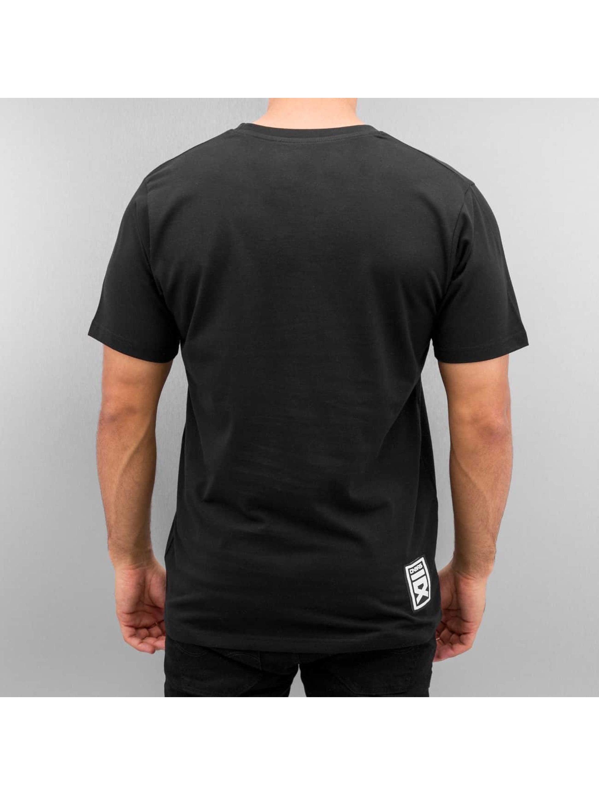 Dangerous DNGRS T-Shirt Born For The Fight black