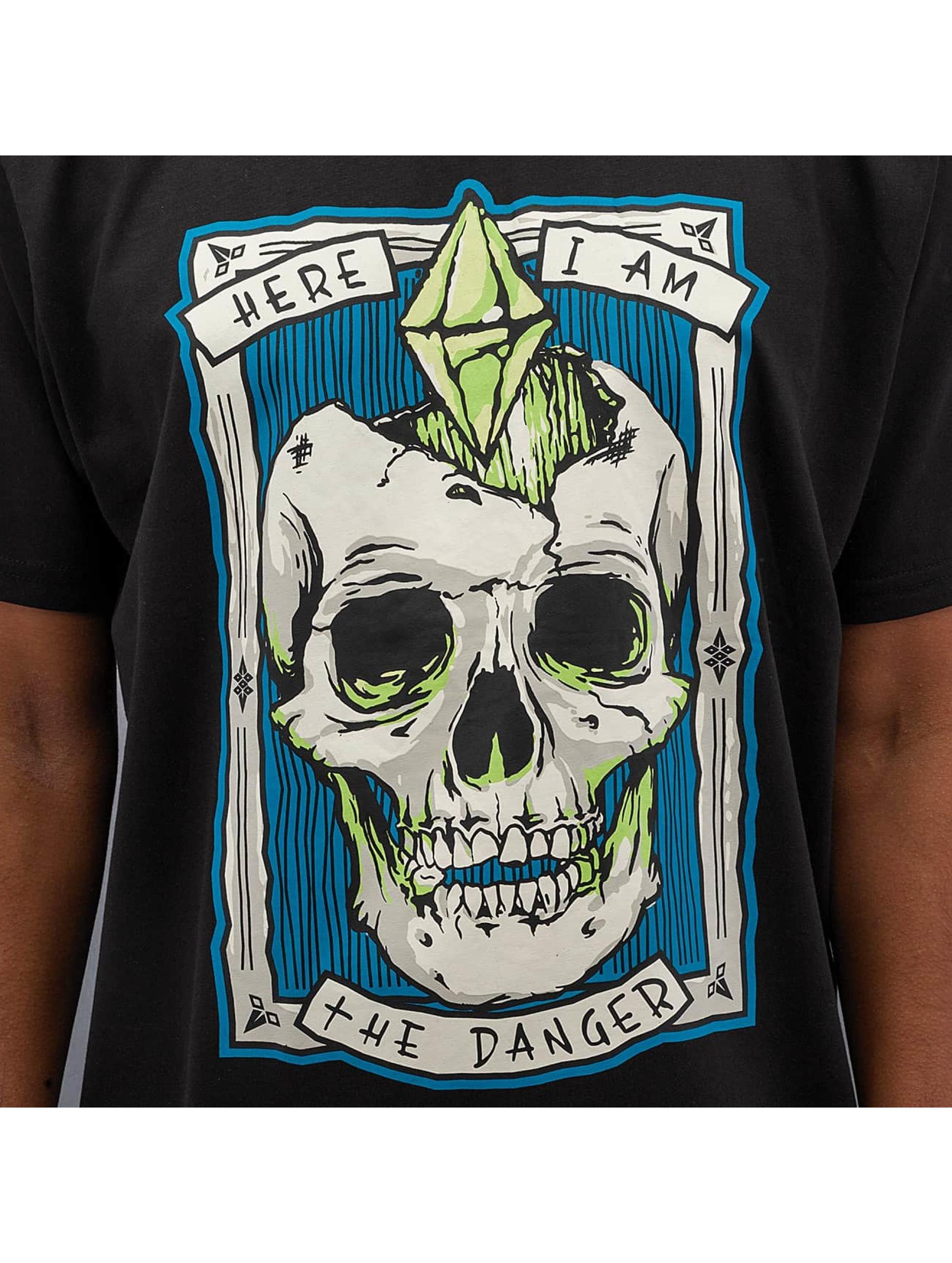 Dangerous DNGRS T-Shirt Here I Am black