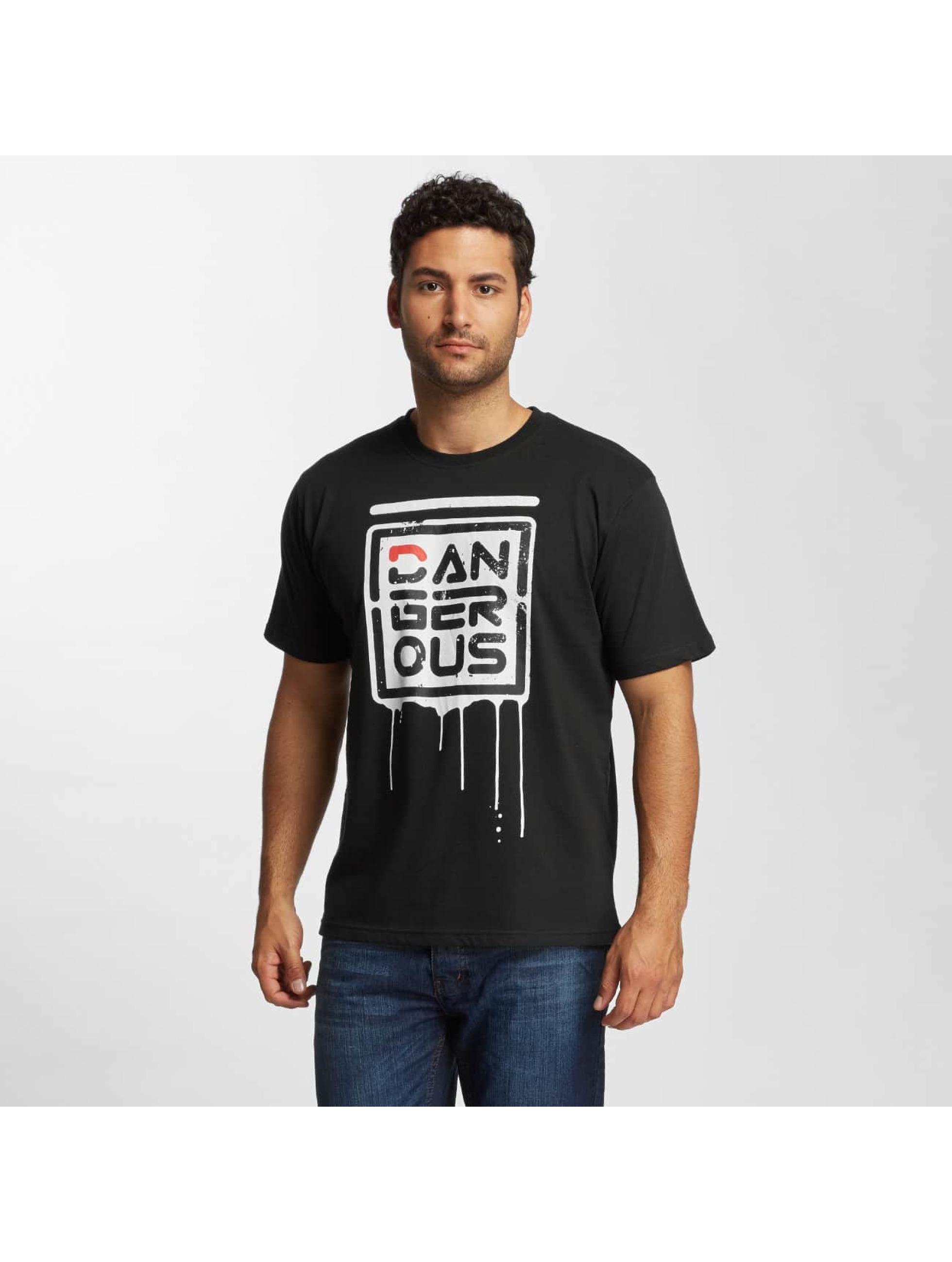 Dangerous DNGRS T-Shirt Alif black