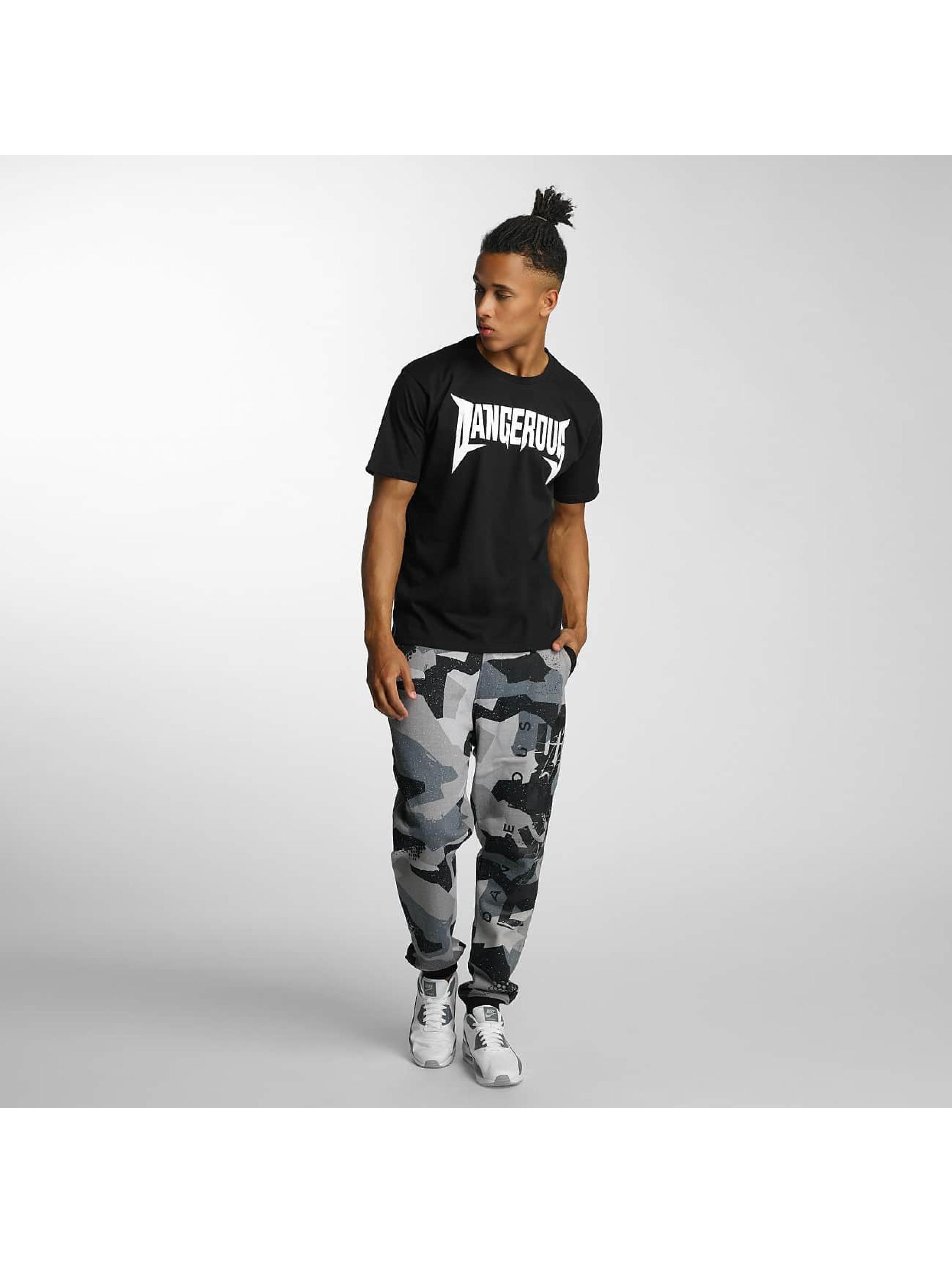 Dangerous DNGRS T-Shirt Methal black