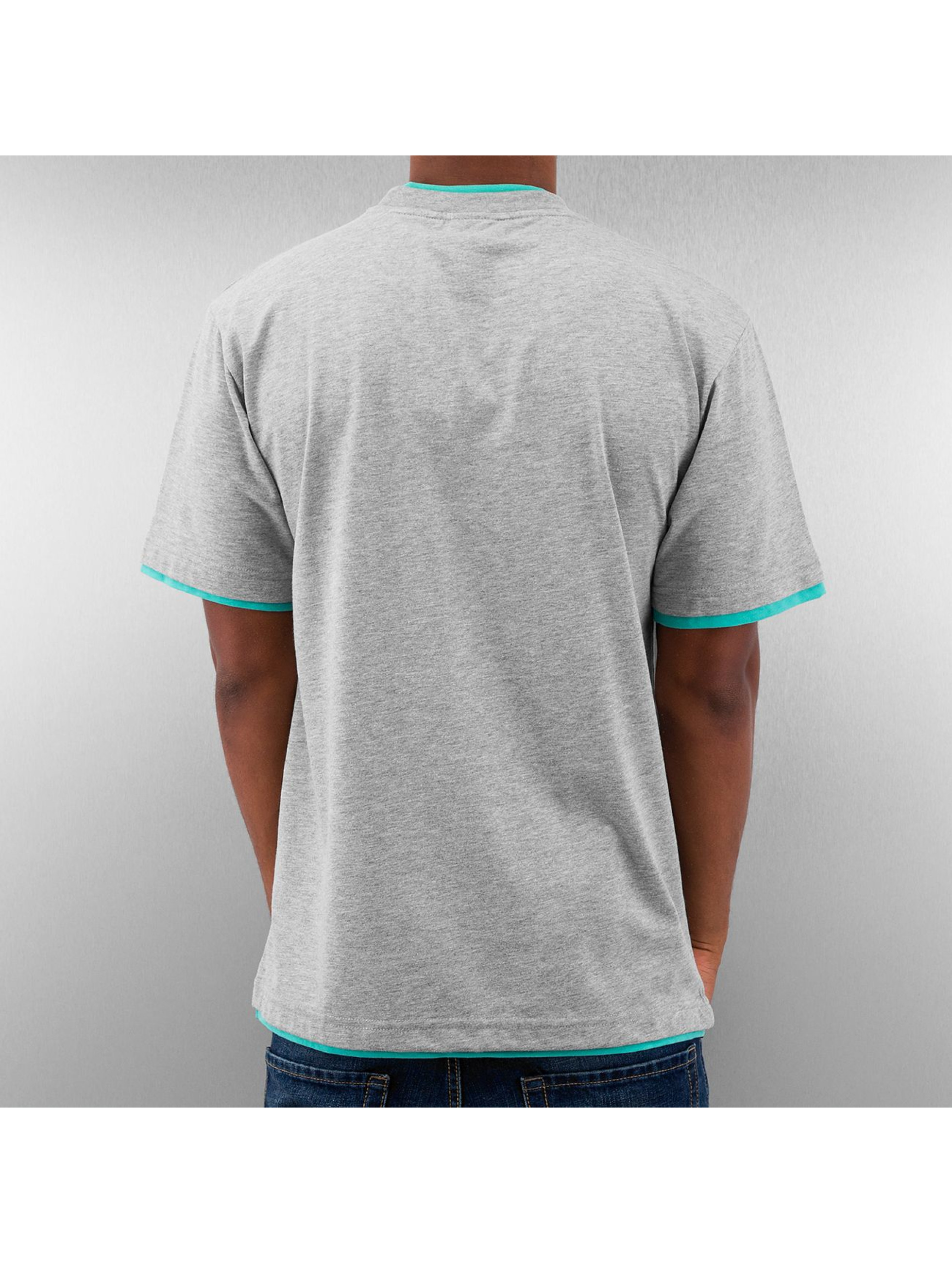 Dangerous DNGRS T-Shirt Two Tone Regular grau