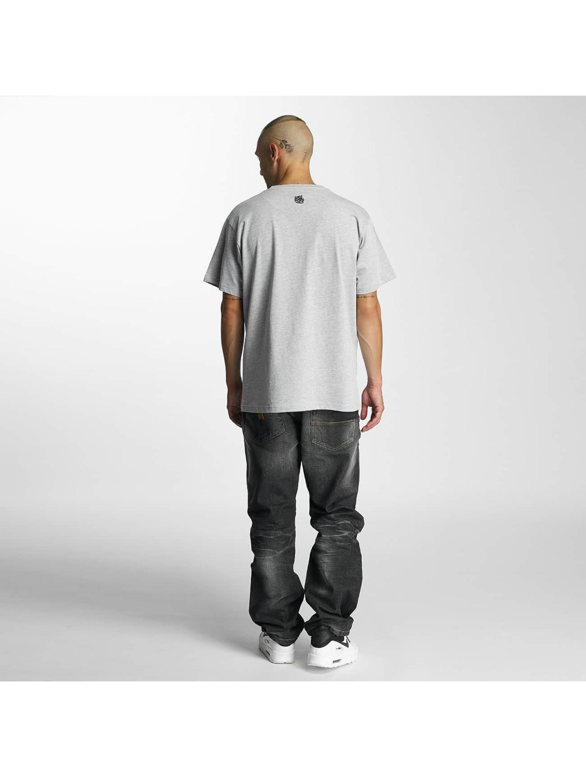 Dangerous DNGRS T-Shirt Hello gray
