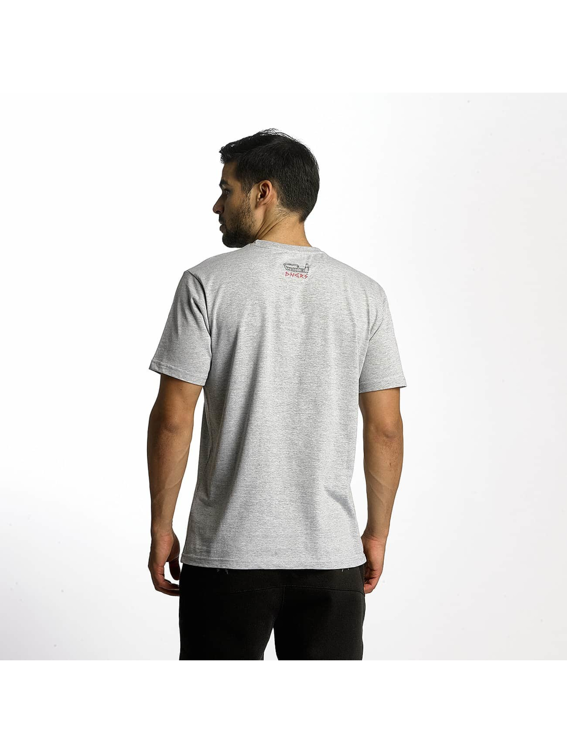 Dangerous DNGRS T-Shirt Boxing gray