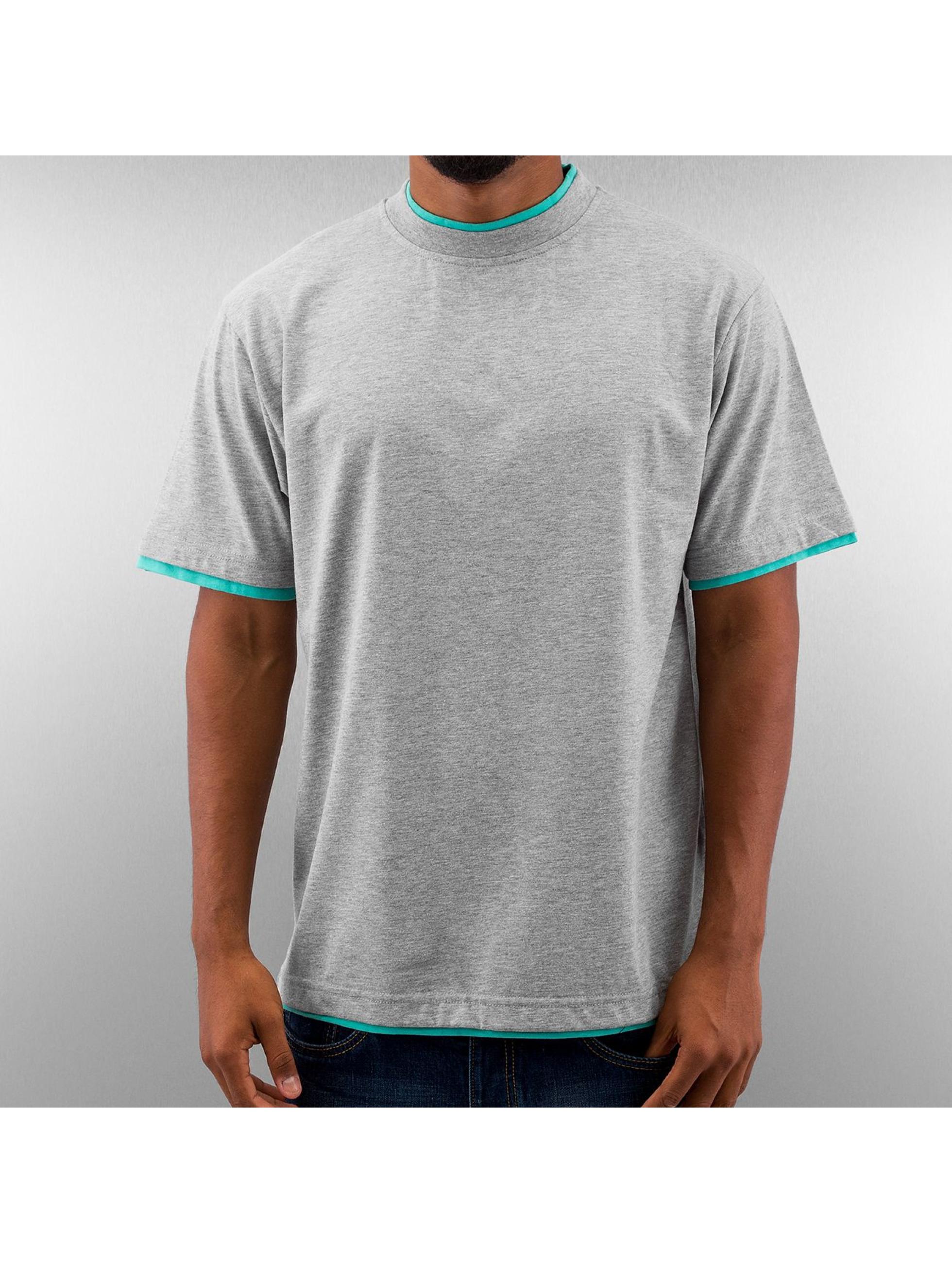 Dangerous DNGRS T-Shirt Two Tone Regular gris