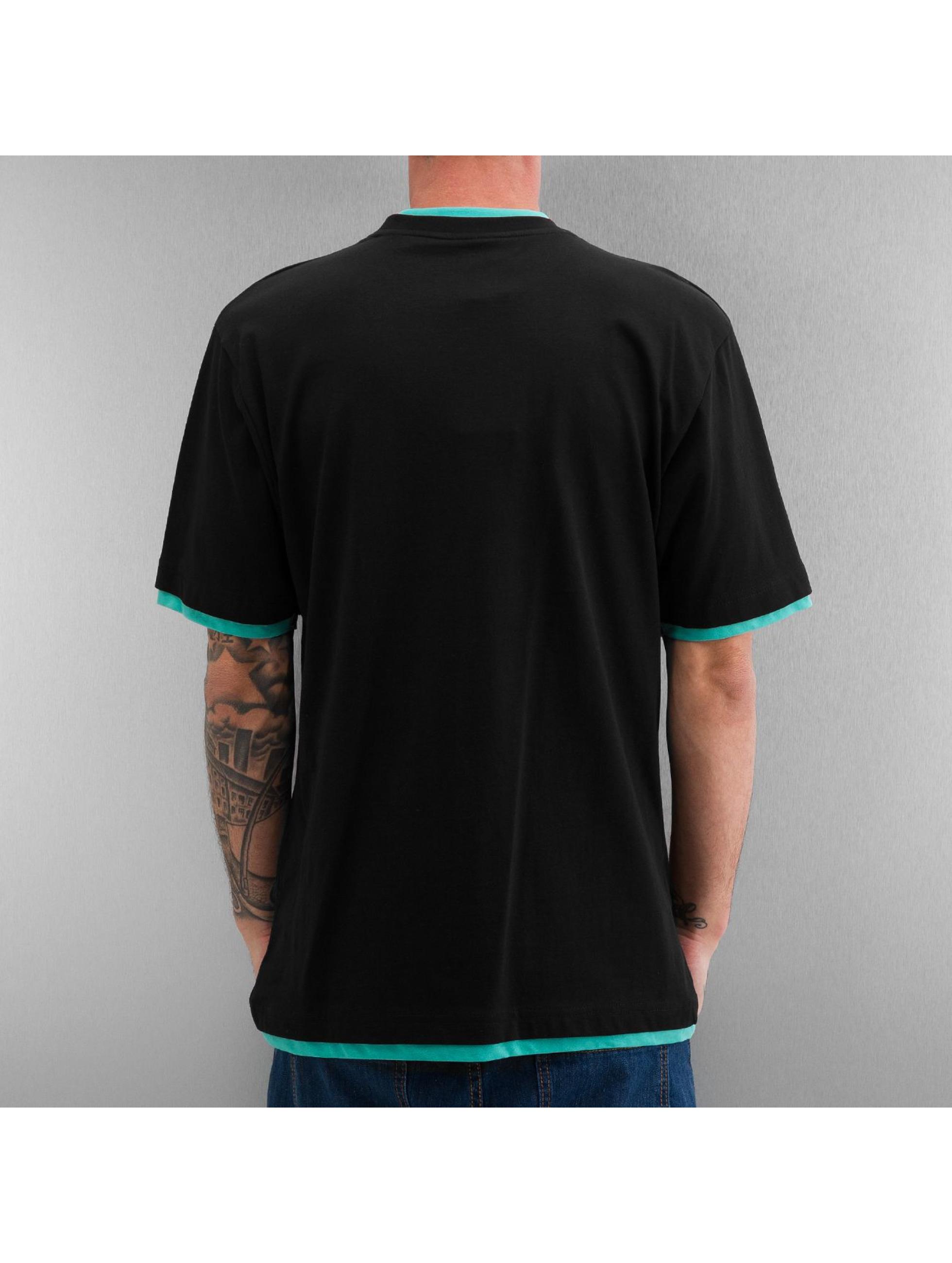 Dangerous DNGRS T-Shirt Two Tone Regular noir