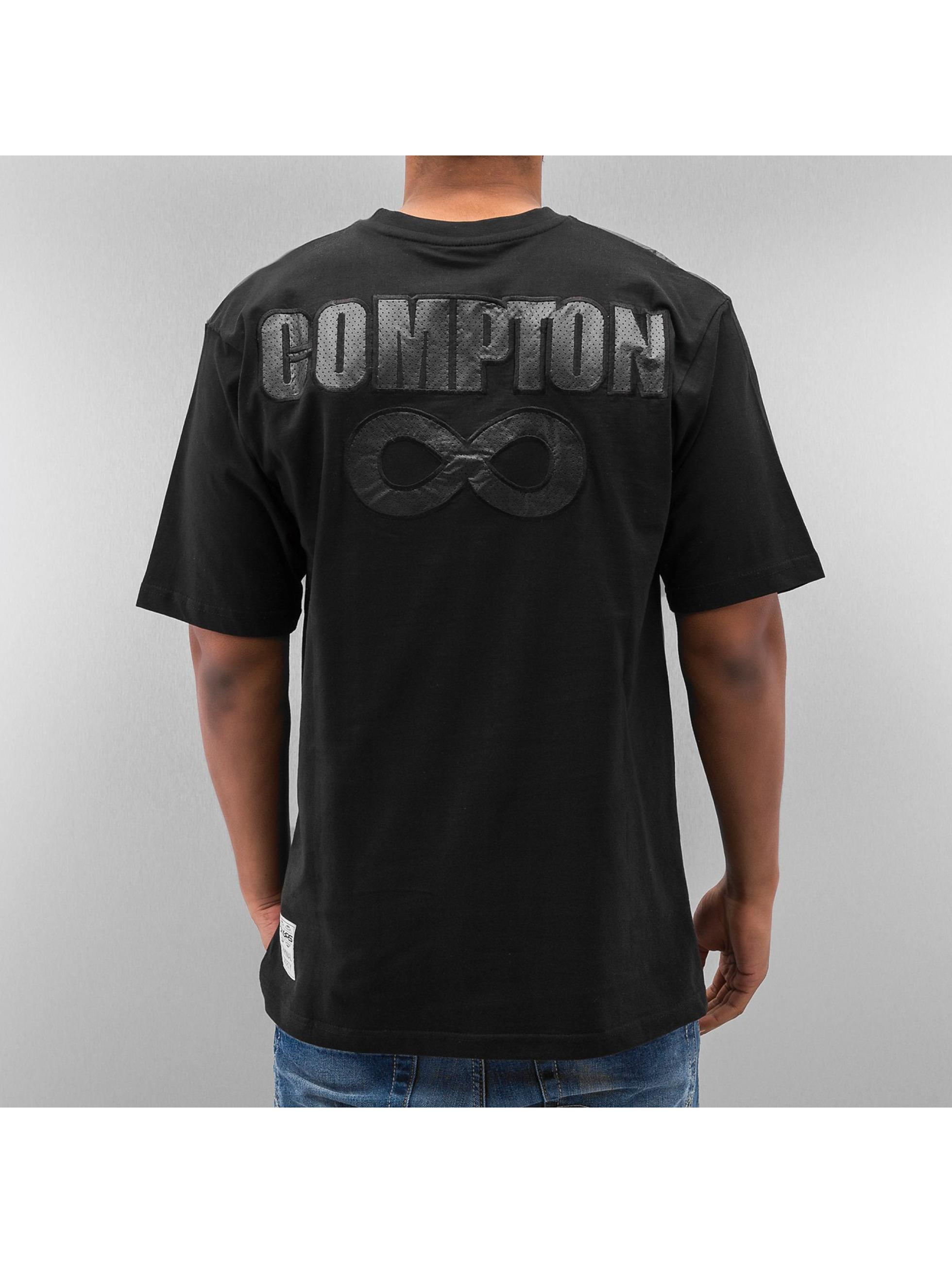 Dangerous DNGRS T-Shirt Velcro Fastener noir
