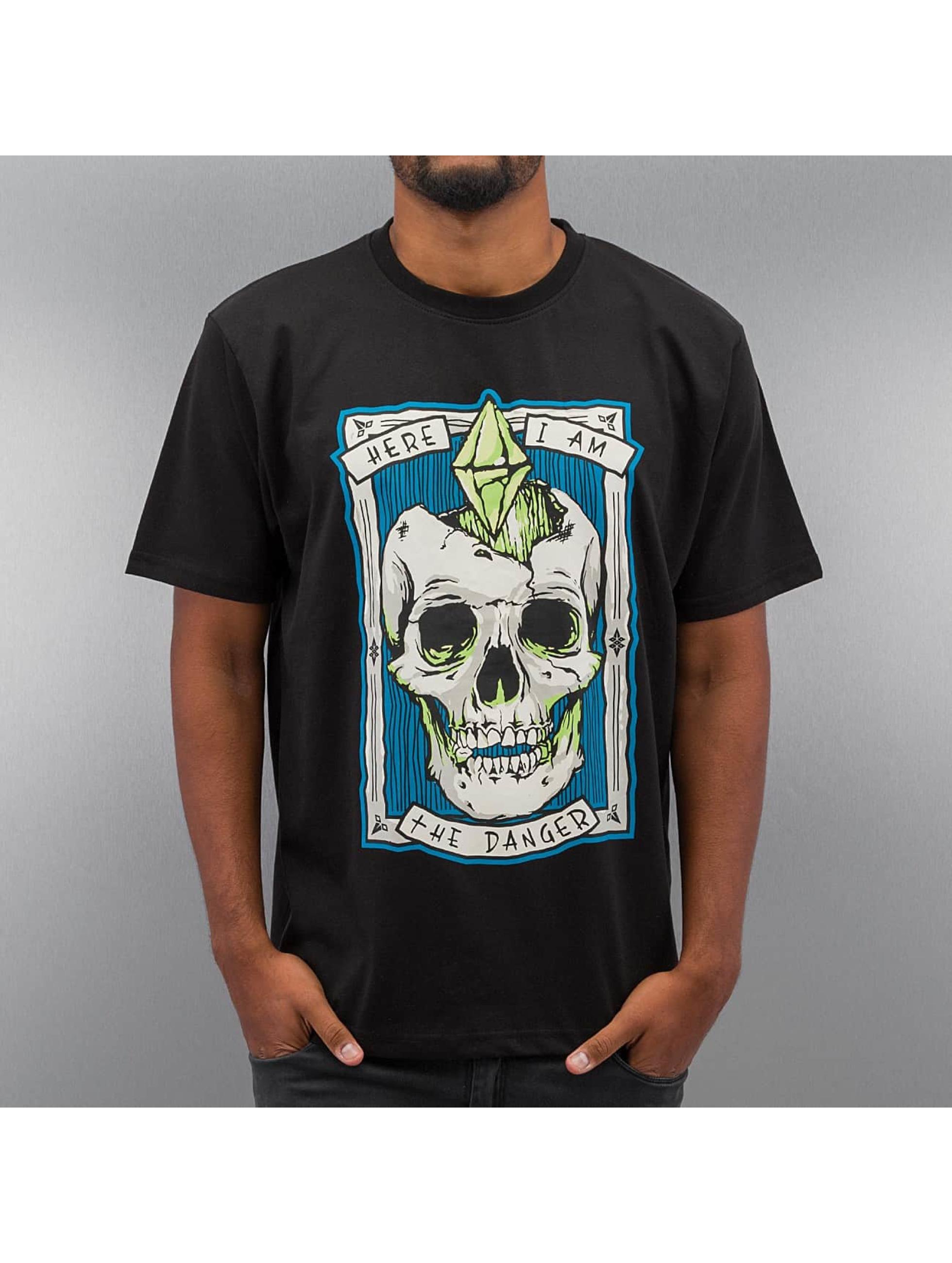 Dangerous DNGRS T-Shirt Here I Am noir